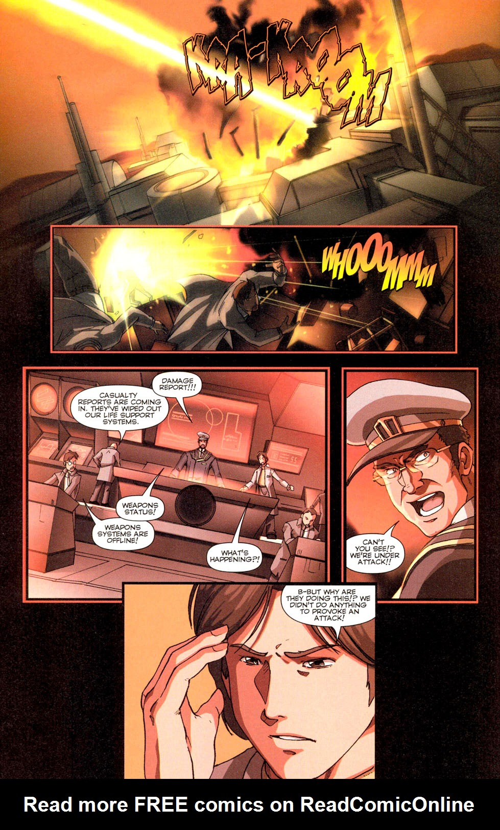Read online Robotech: Invasion comic -  Issue #3 - 21