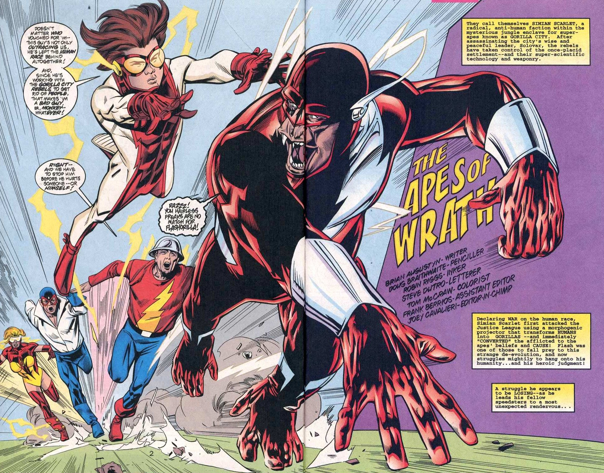 Read online The Flash (1987) comic -  Issue # _Annual 12 - 3