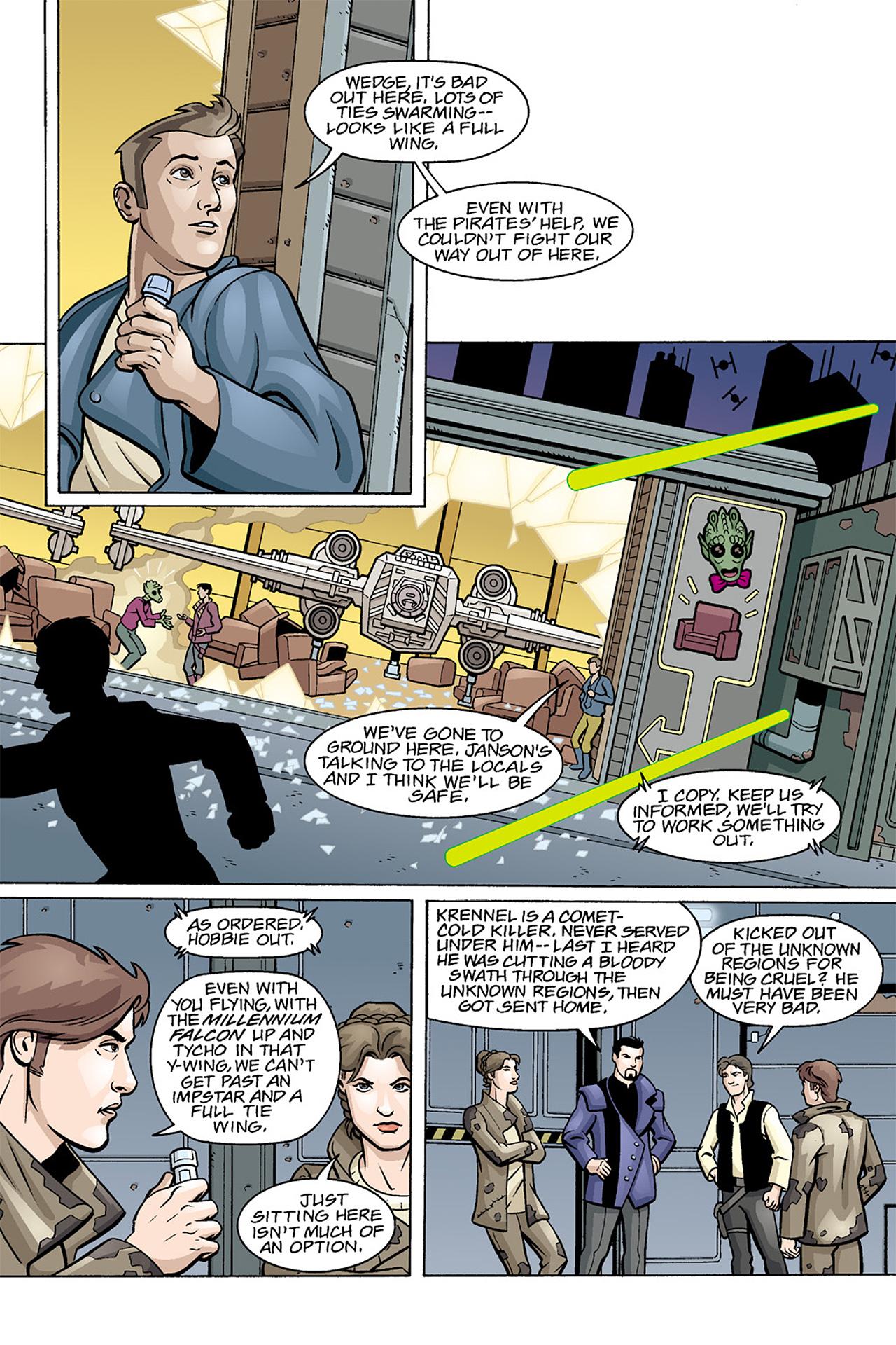 Read online Star Wars Omnibus comic -  Issue # Vol. 3 - 256