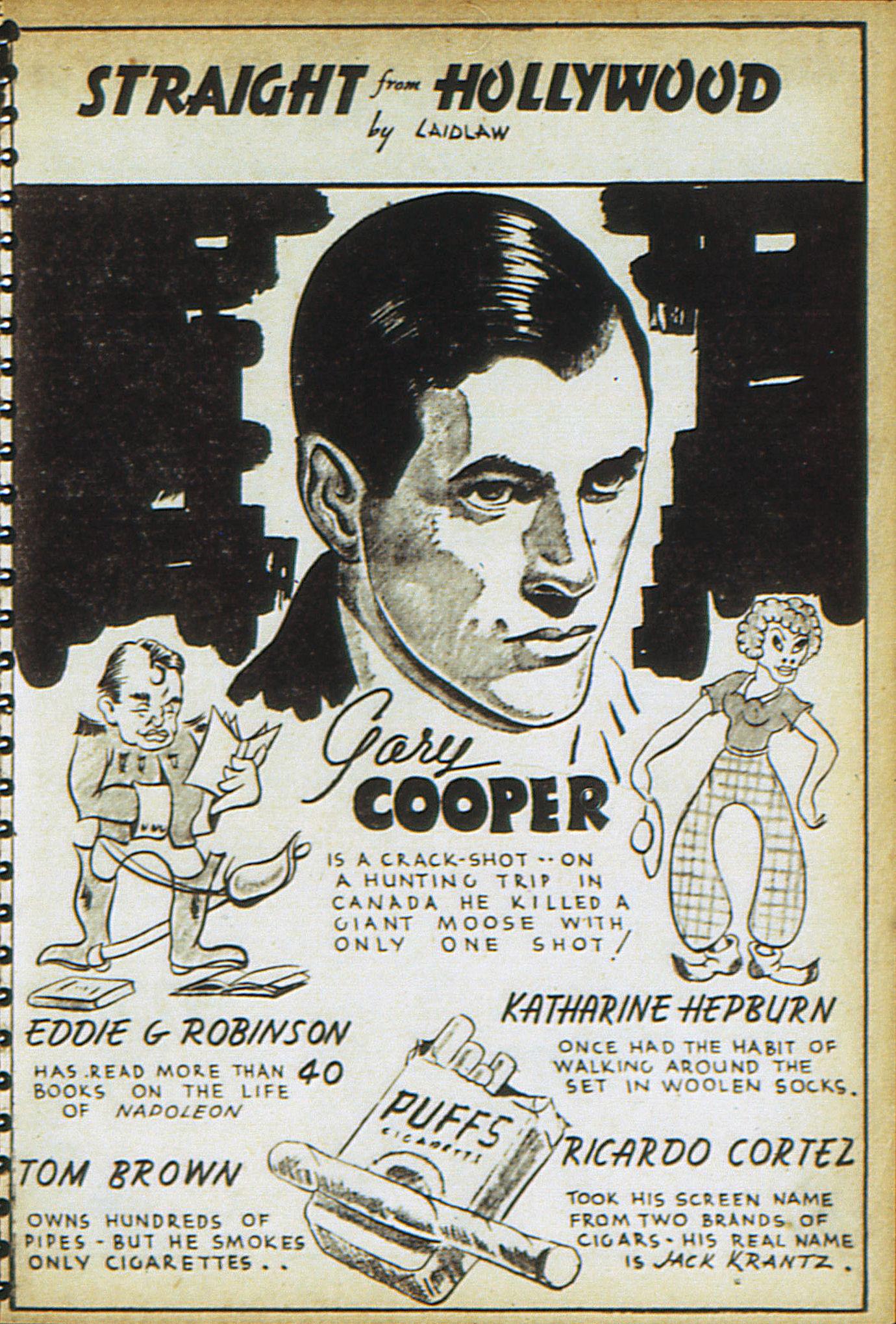 Read online Adventure Comics (1938) comic -  Issue #18 - 50