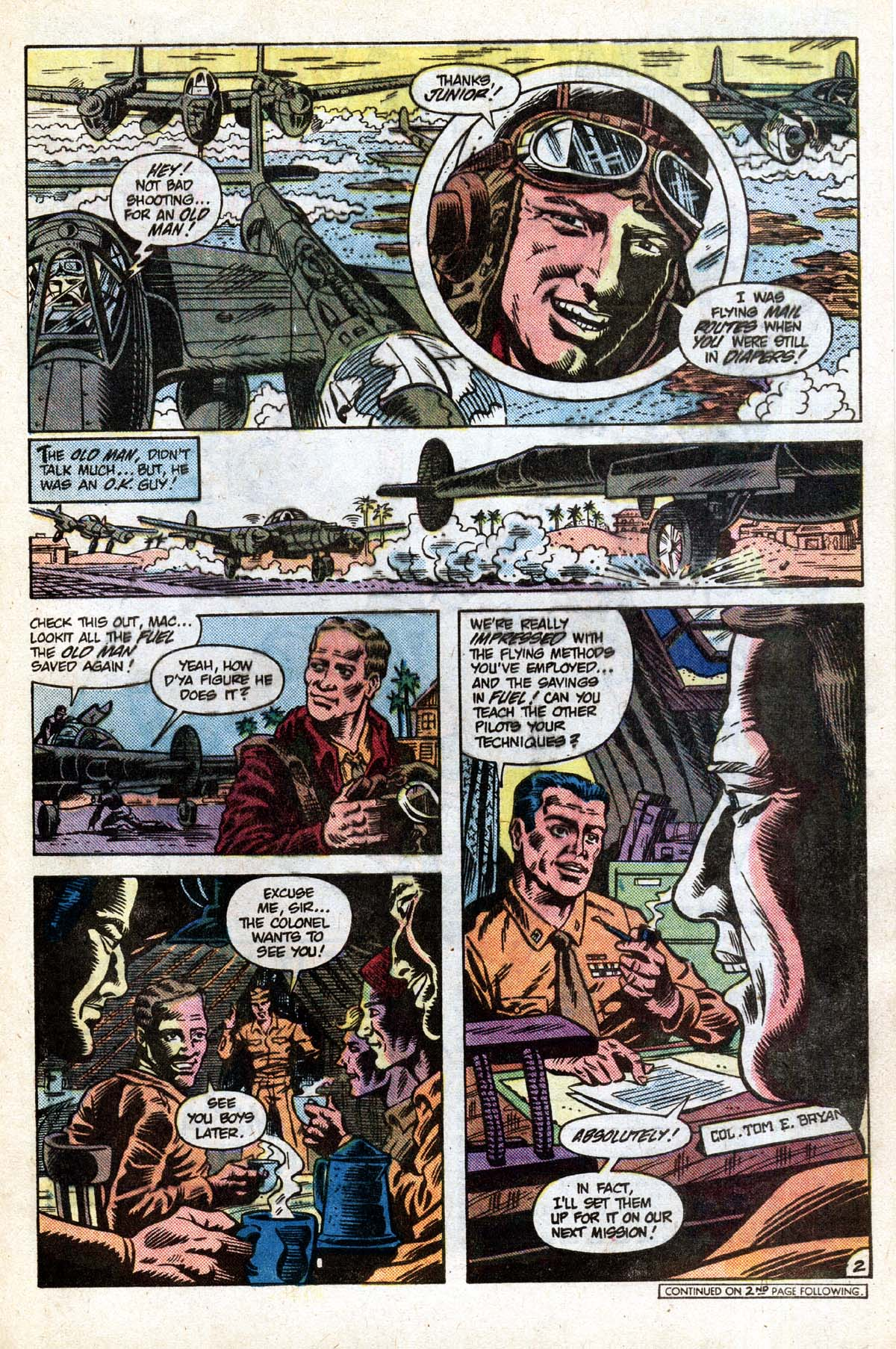 Read online Sgt. Rock comic -  Issue #391 - 23