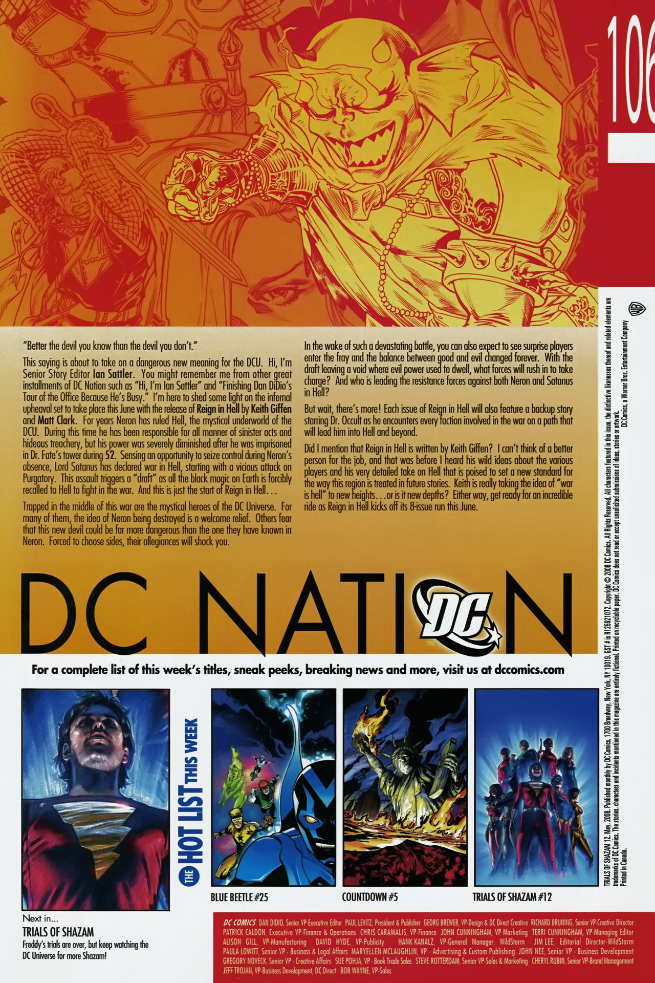 Read online Trials of Shazam comic -  Issue #12 - 30