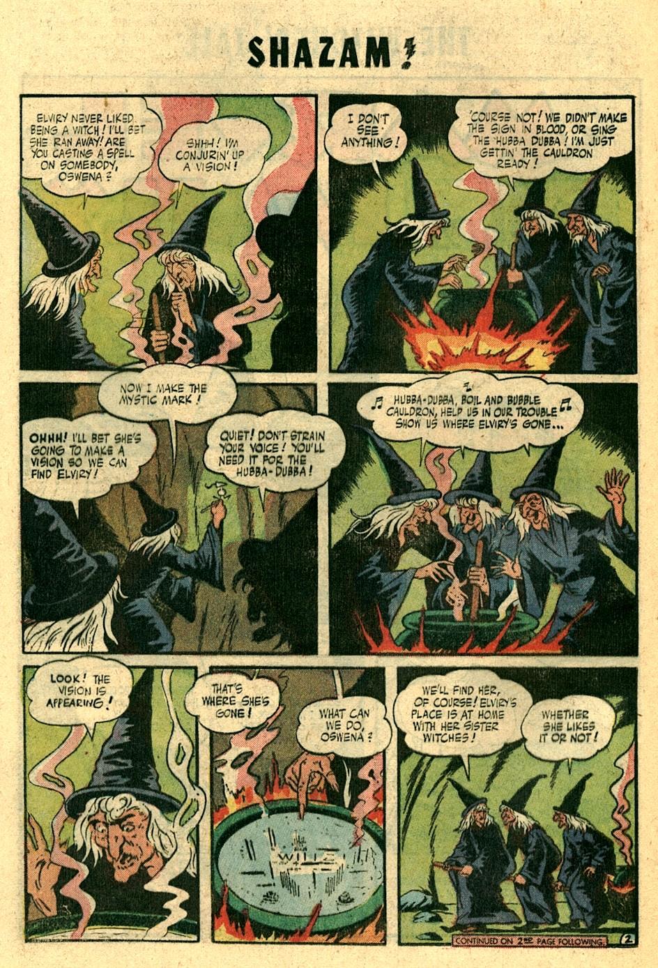 Read online Shazam! (1973) comic -  Issue #3 - 19