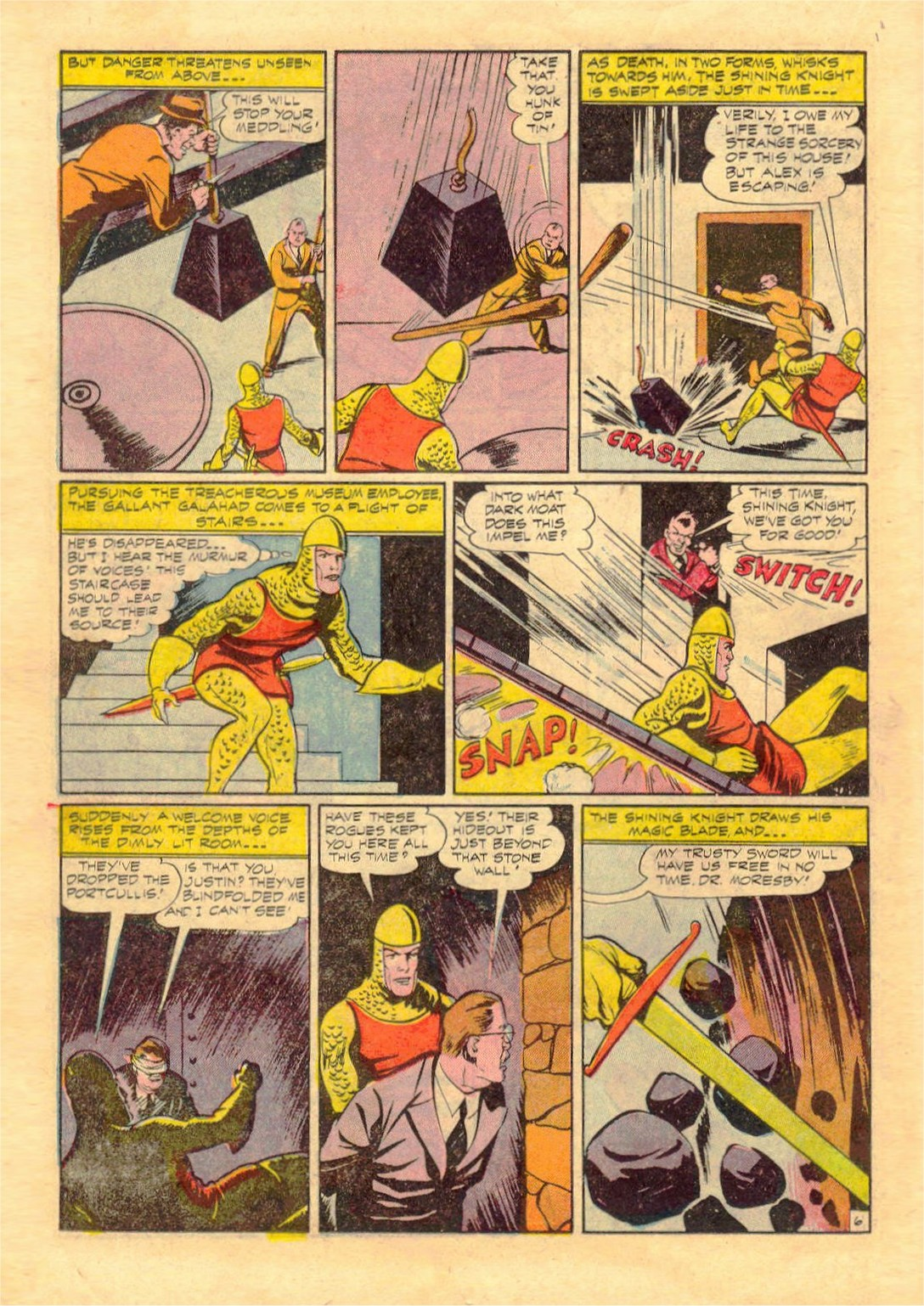 Read online Adventure Comics (1938) comic -  Issue #87 - 26