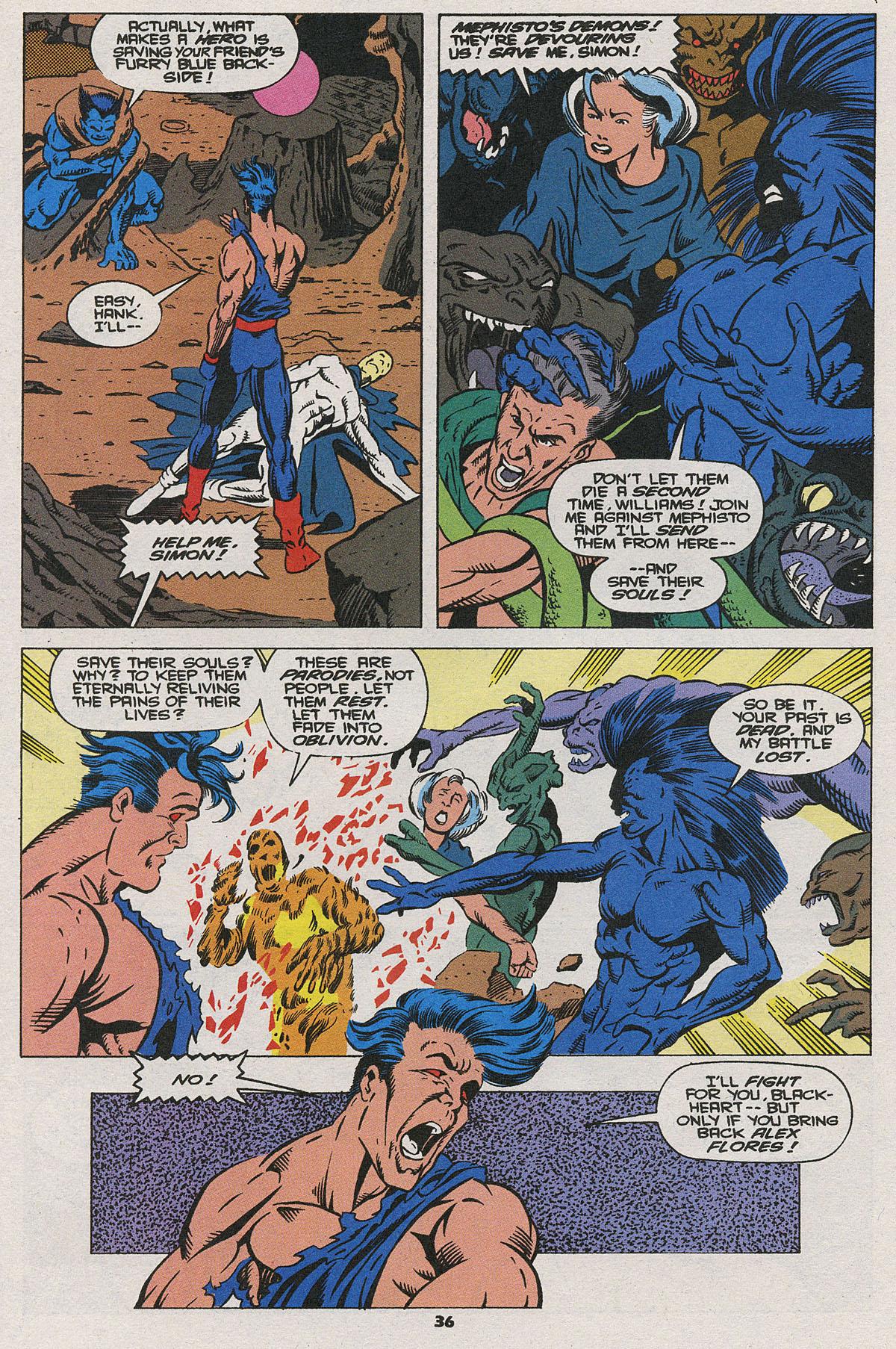 Read online Wonder Man (1991) comic -  Issue #25 - 30