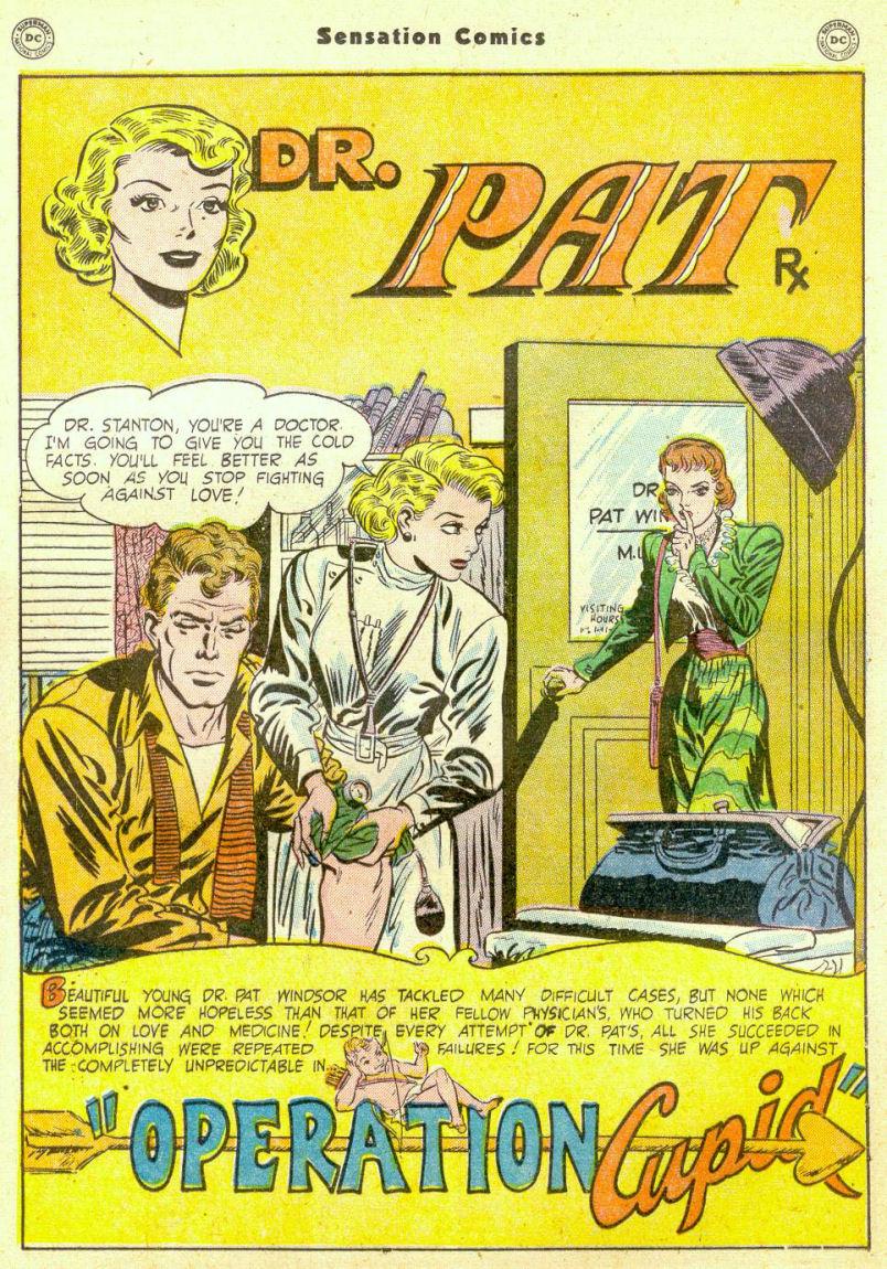 Read online Sensation (Mystery) Comics comic -  Issue #98 - 17