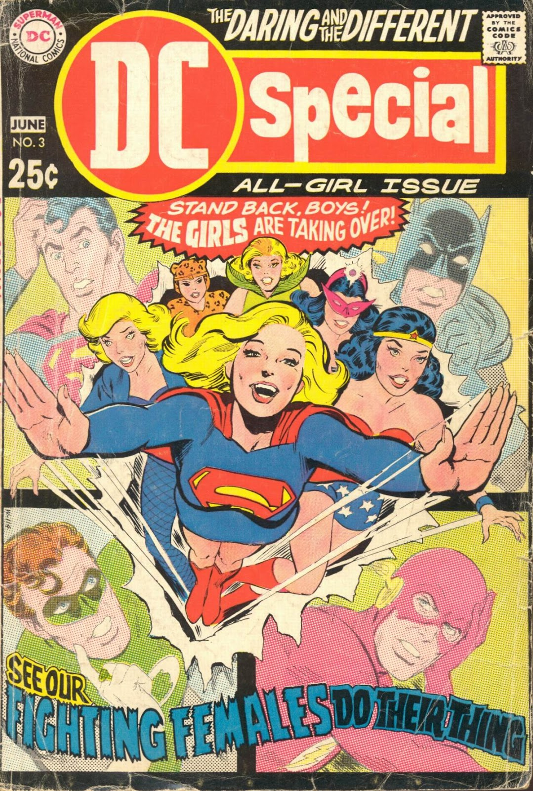 DC Special (1968) issue 3 - Page 1