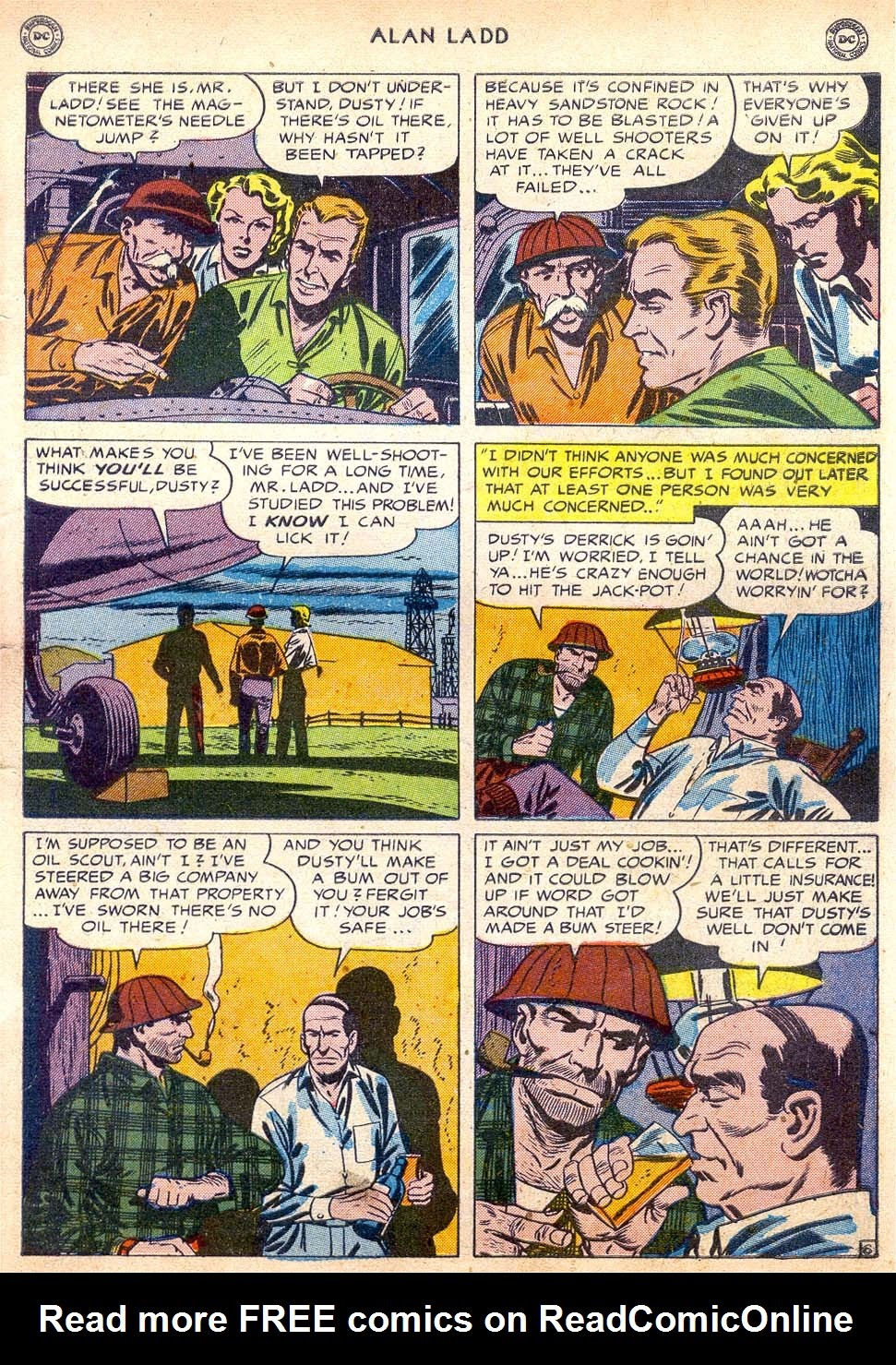 Adventures of Alan Ladd issue 4 - Page 45