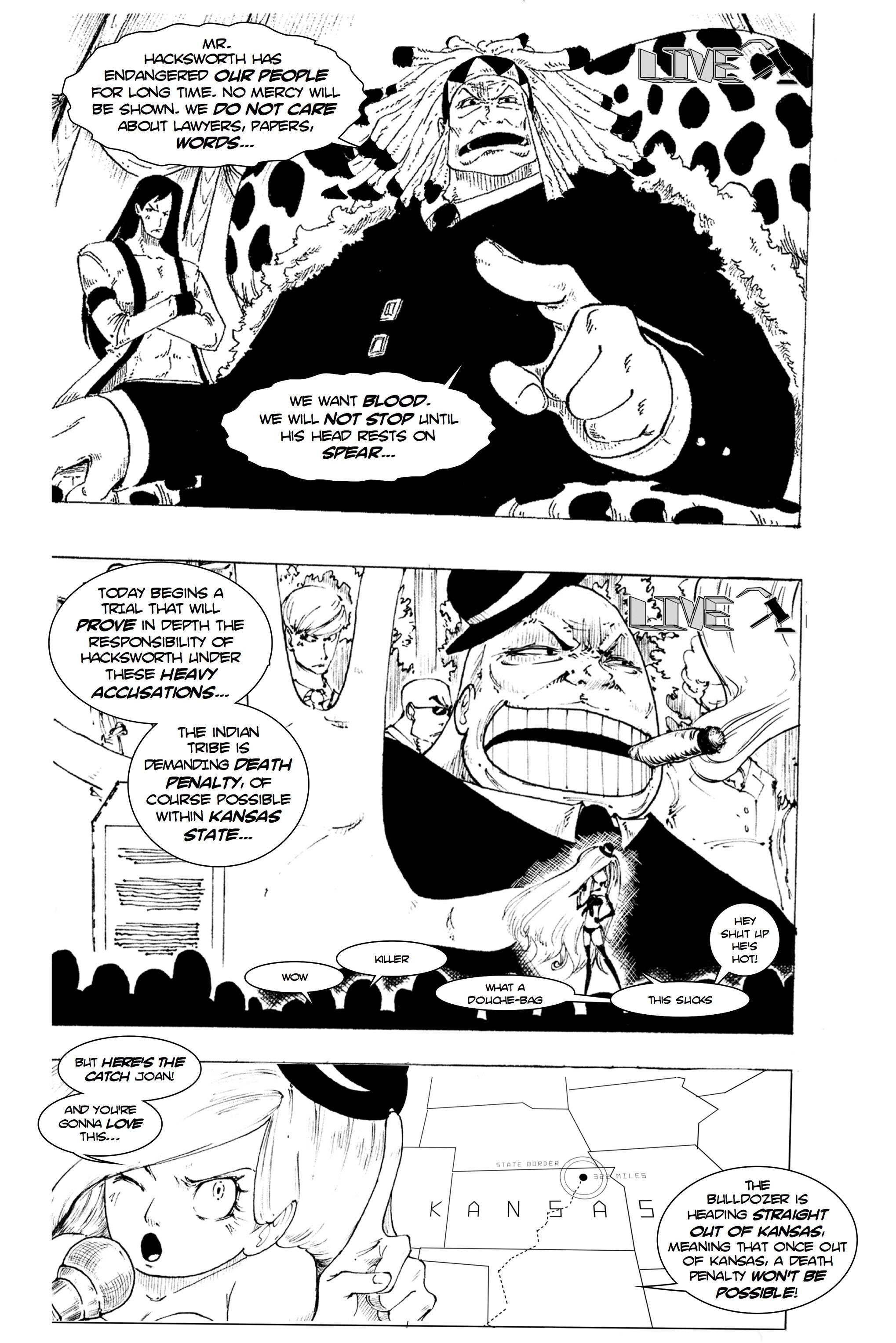 Read online Silvertongue 30xx Vol. 1 comic -  Issue # Full - 13
