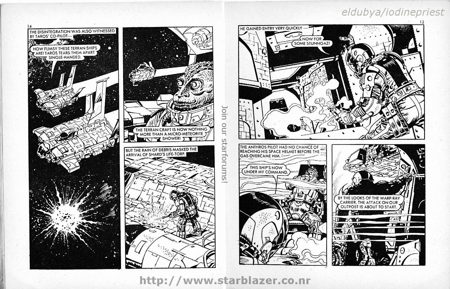 Starblazer issue 114 - Page 9