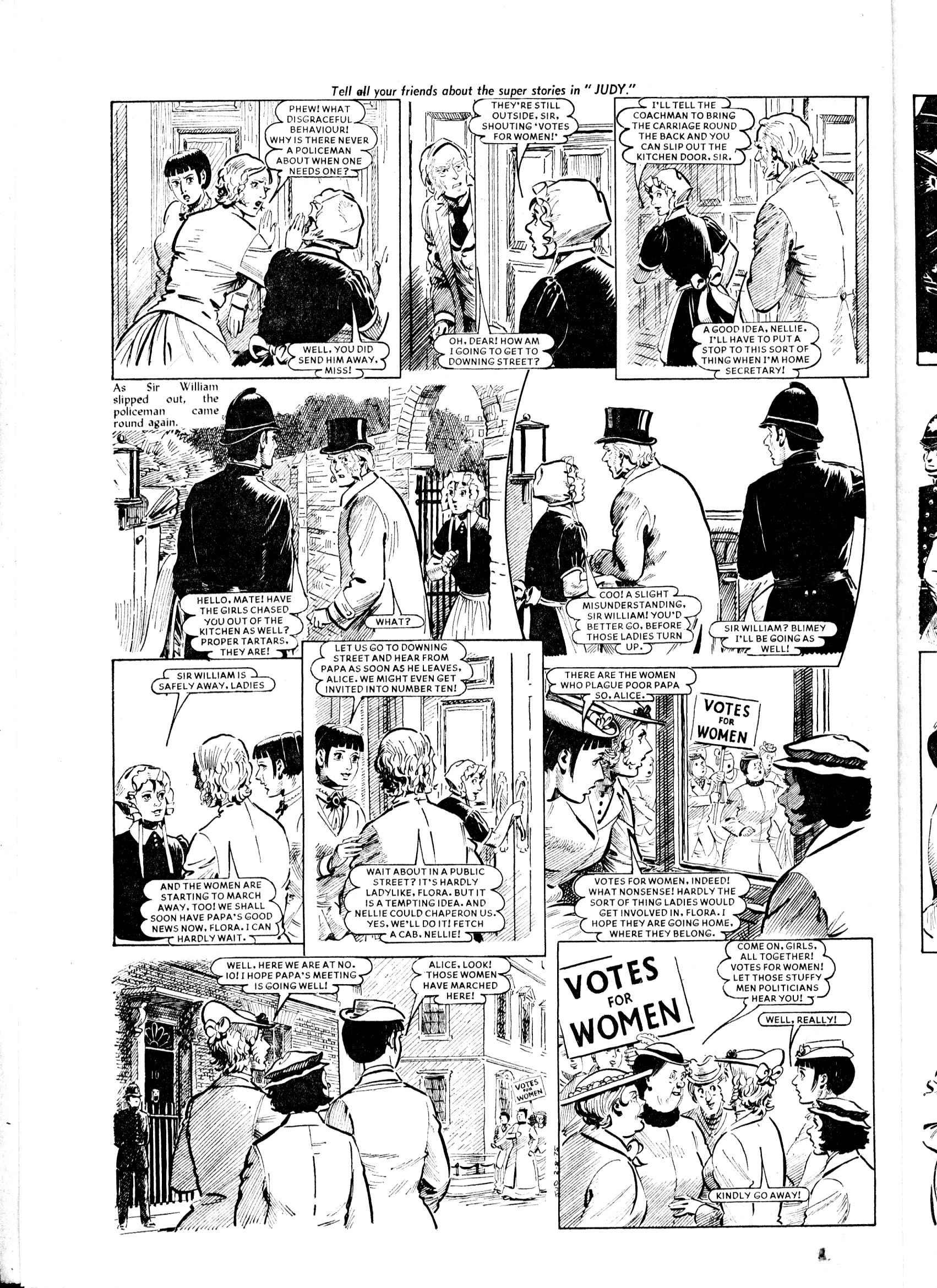 Read online Judy comic -  Issue #812 - 6