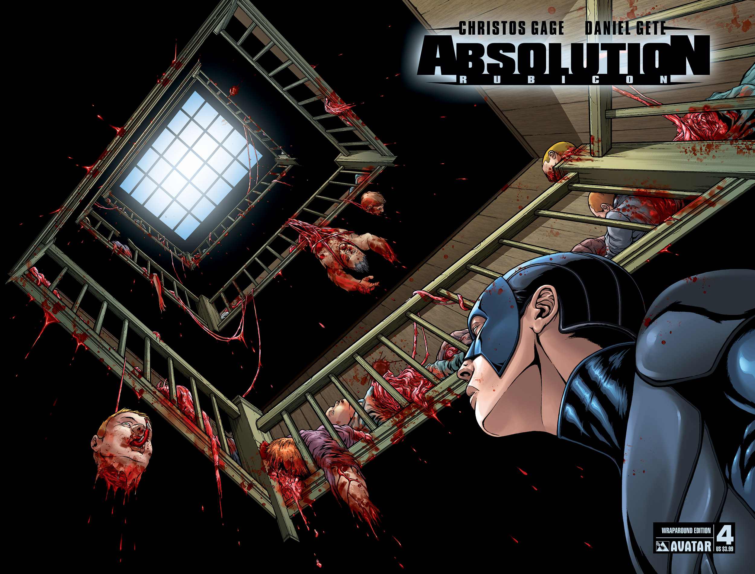 Read online Absolution: Rubicon comic -  Issue #4 - 5