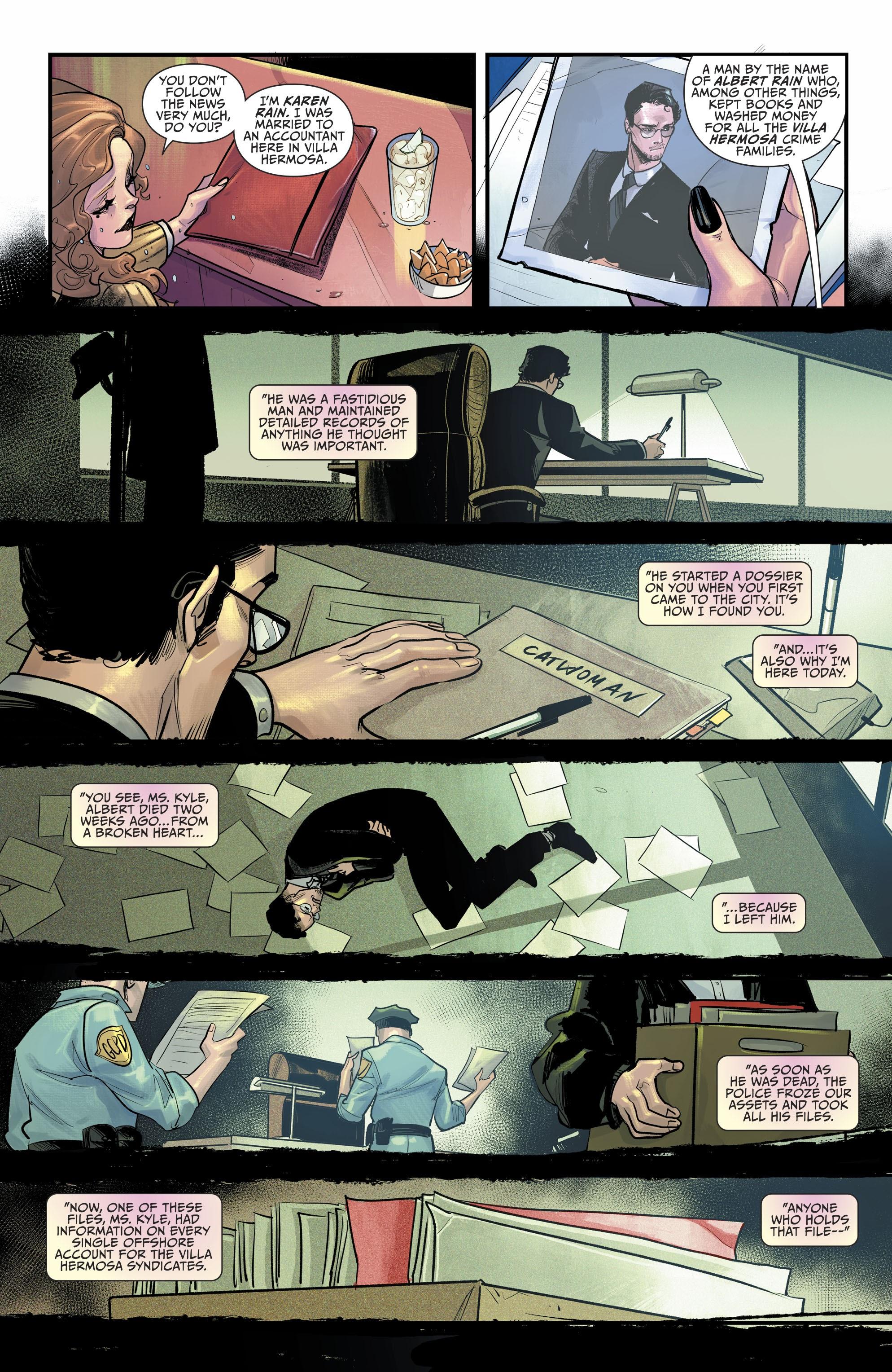 Catwoman (2018) #14 #15 - English 6