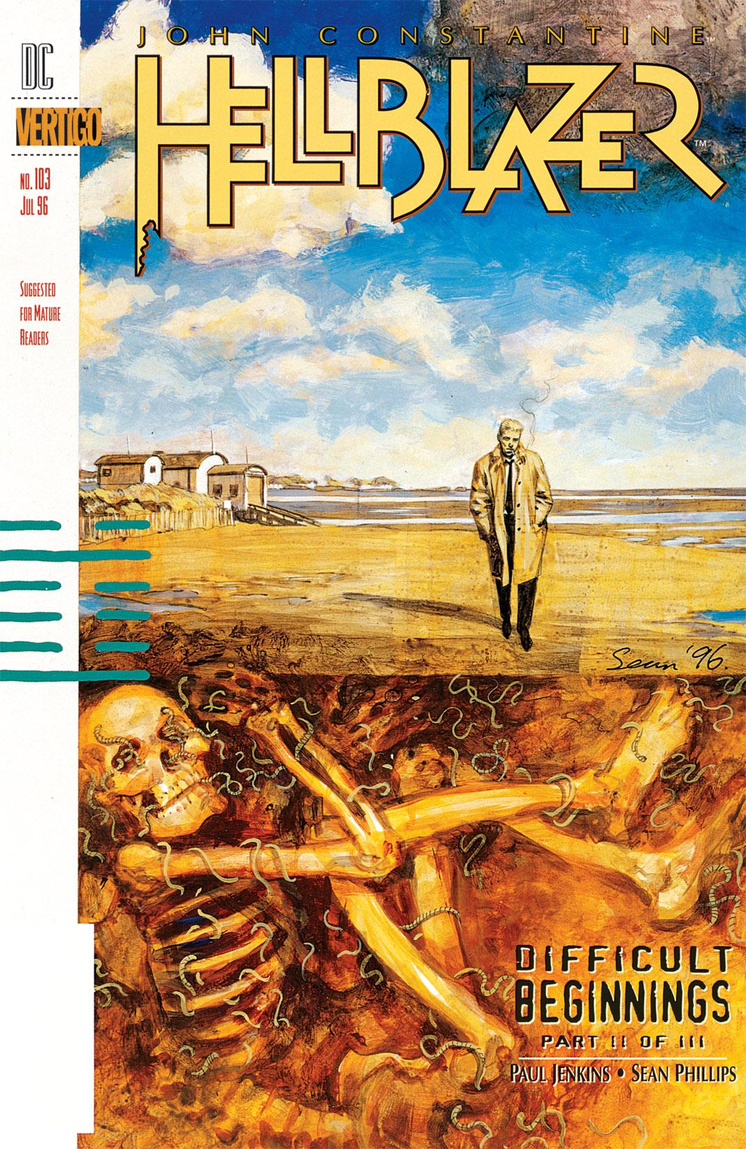 Hellblazer issue 103 - Page 1