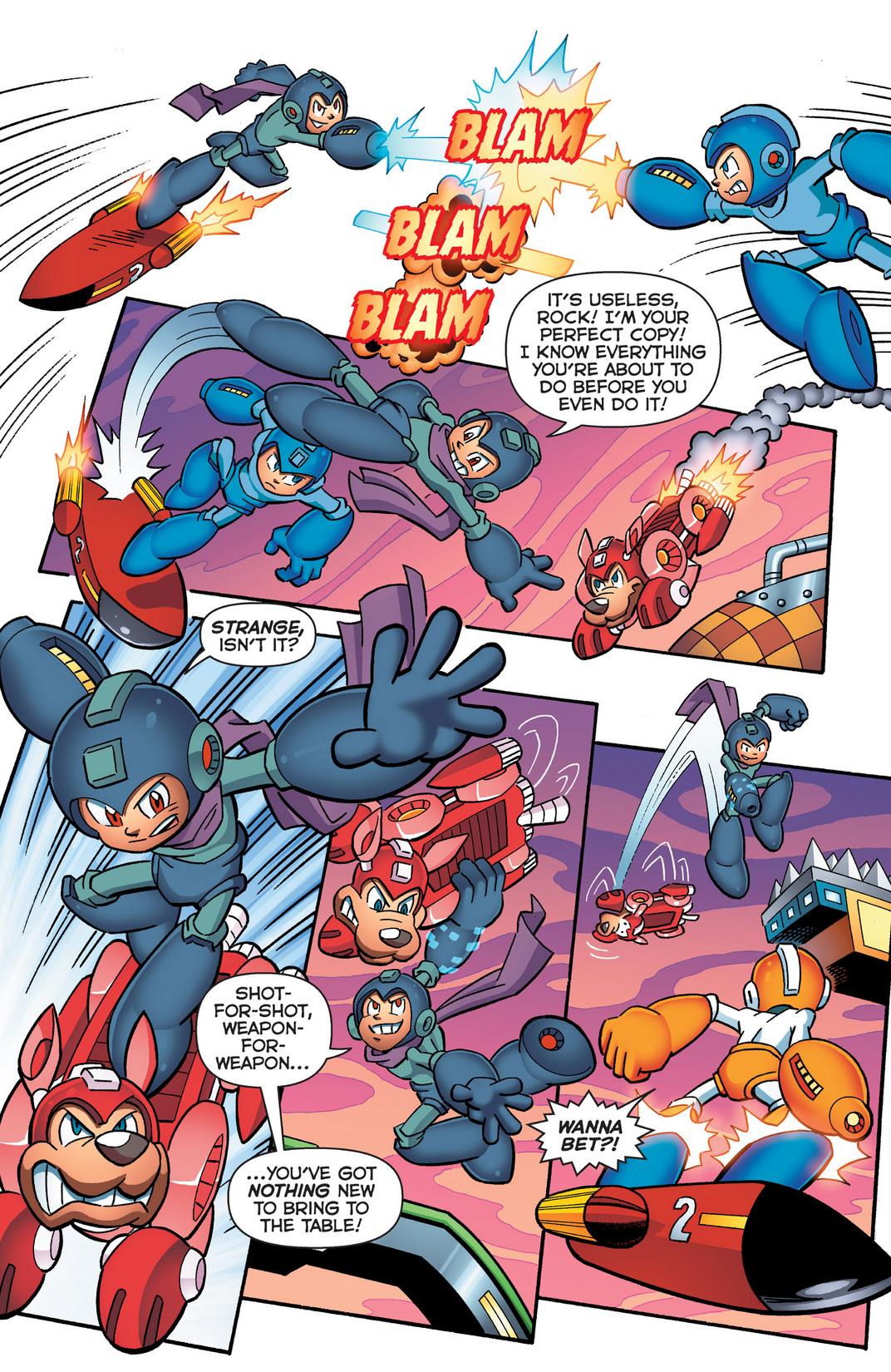 Read online Sonic Mega Man Worlds Collide comic -  Issue # Vol 2 - 21