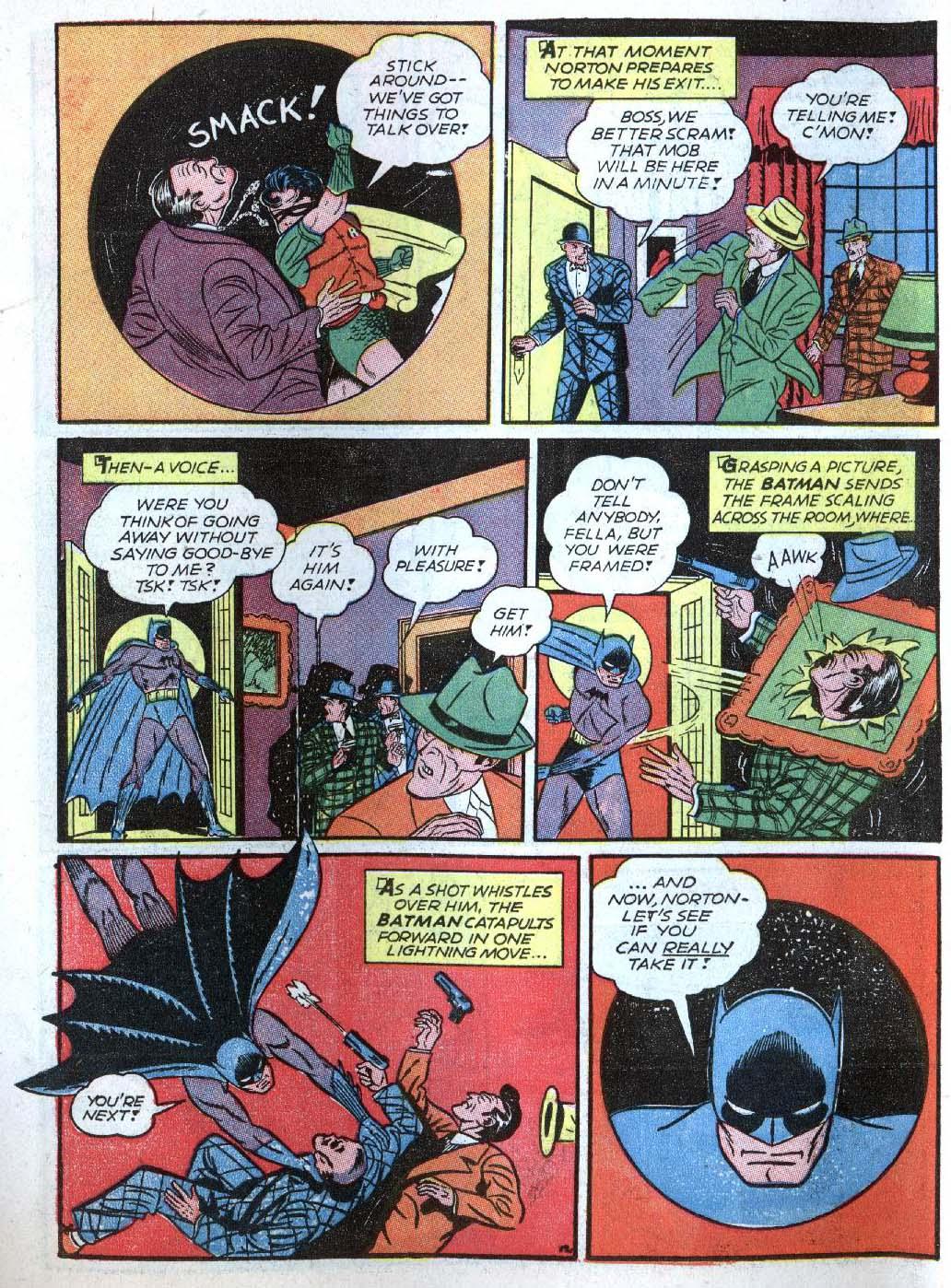 Read online Detective Comics (1937) comic -  Issue #43 - 14