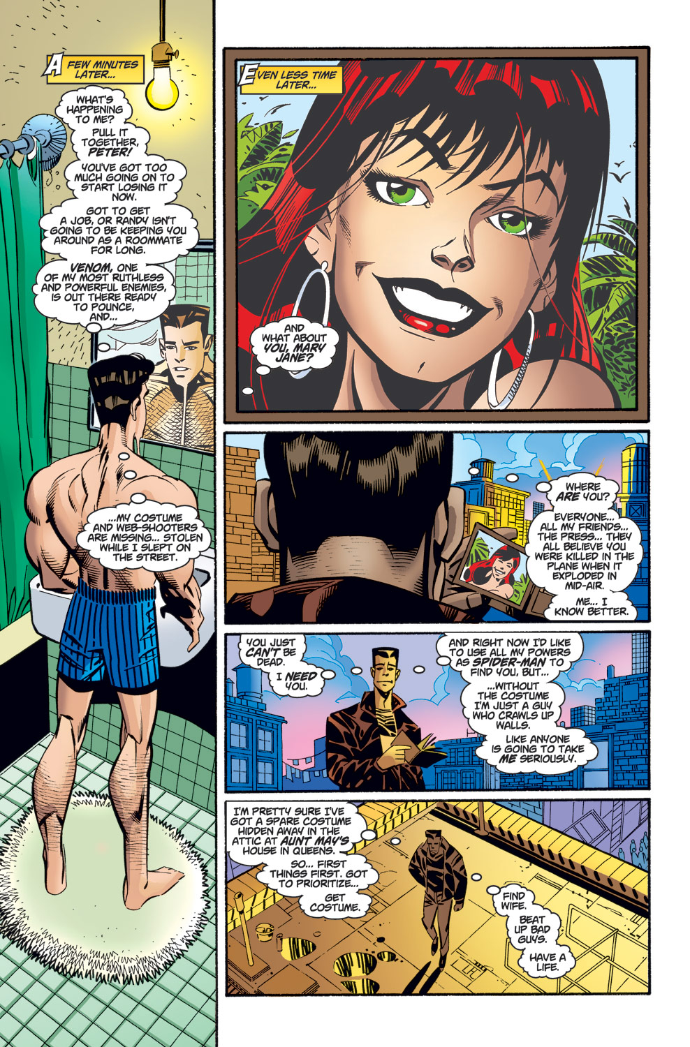 The Amazing Spider-Man (1999) 19 Page 5