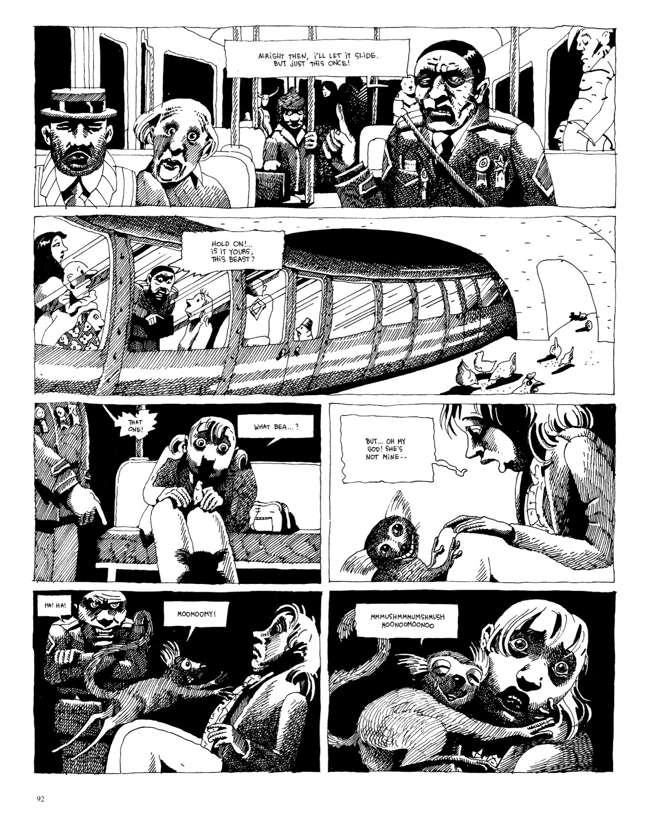 Read online The Green Hand and Other Stories comic -  Issue # TPB - 88