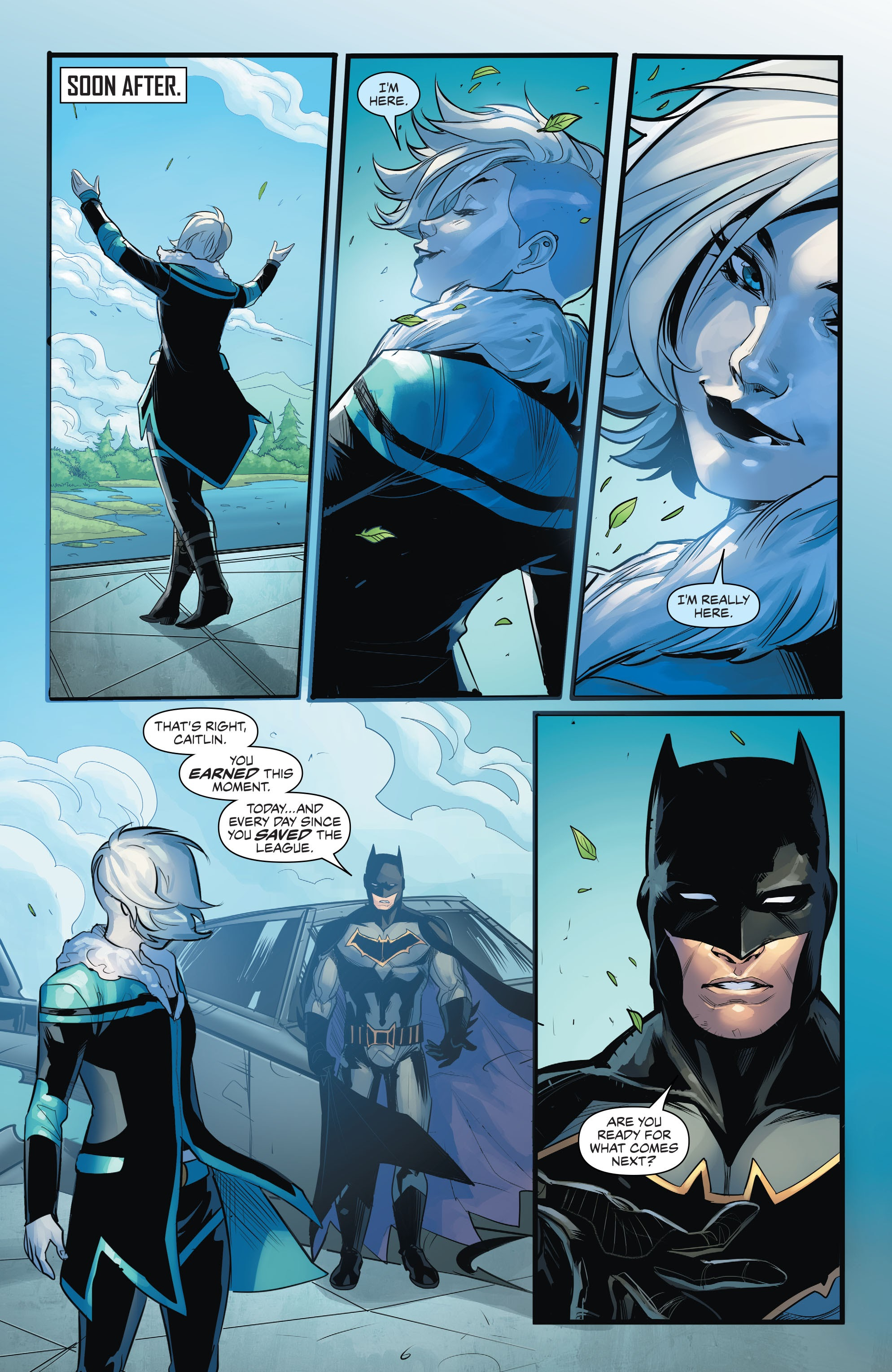 Read online Justice League of America: Killer Frost - Rebirth comic -  Issue # Full - 21