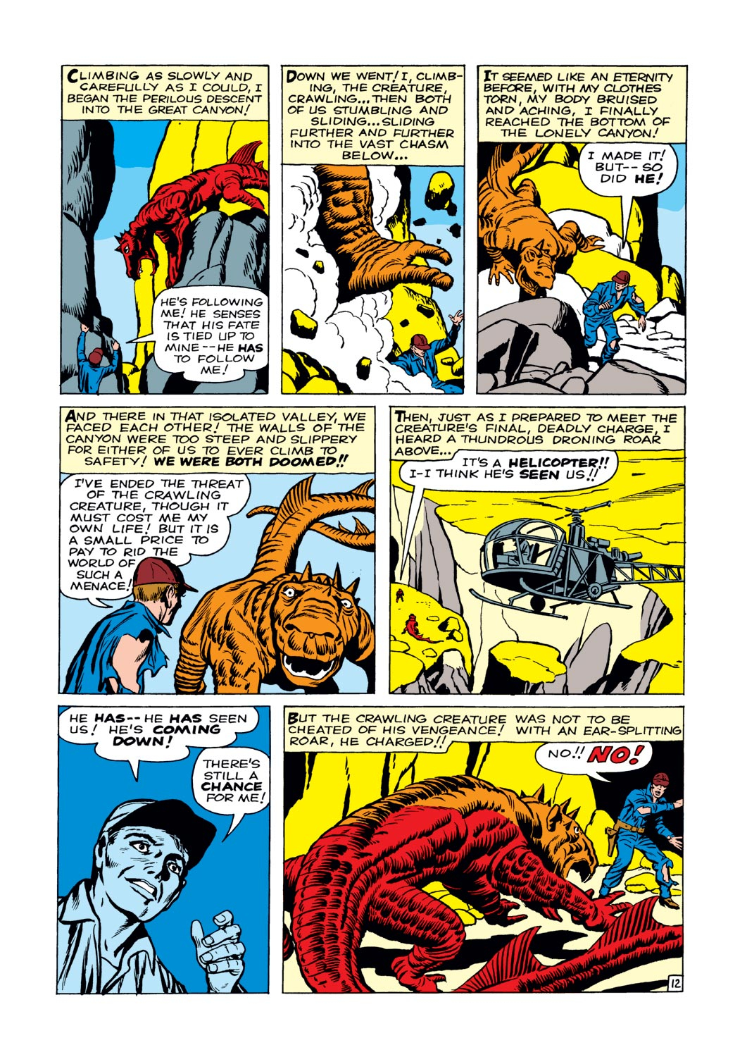 Tales to Astonish (1959) issue 22 - Page 14