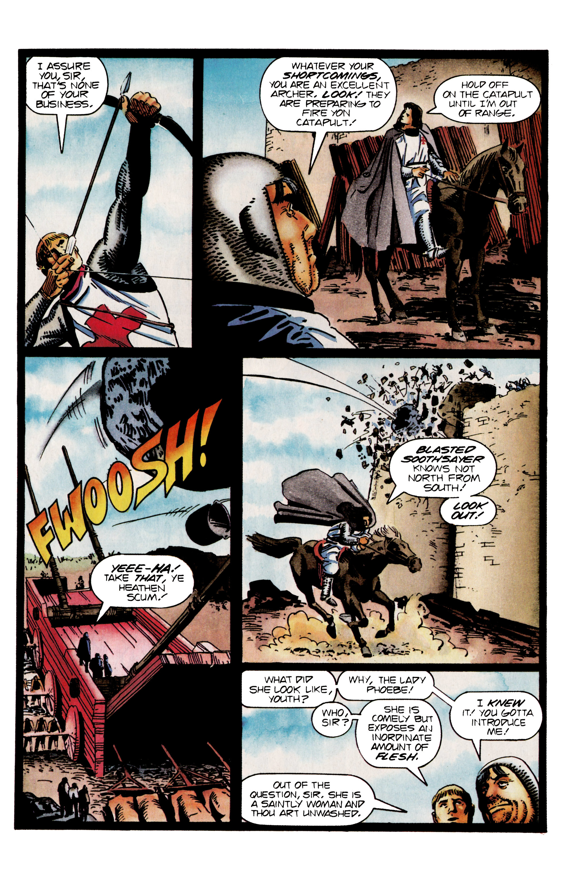 Read online Eternal Warrior (1992) comic -  Issue #25 - 9