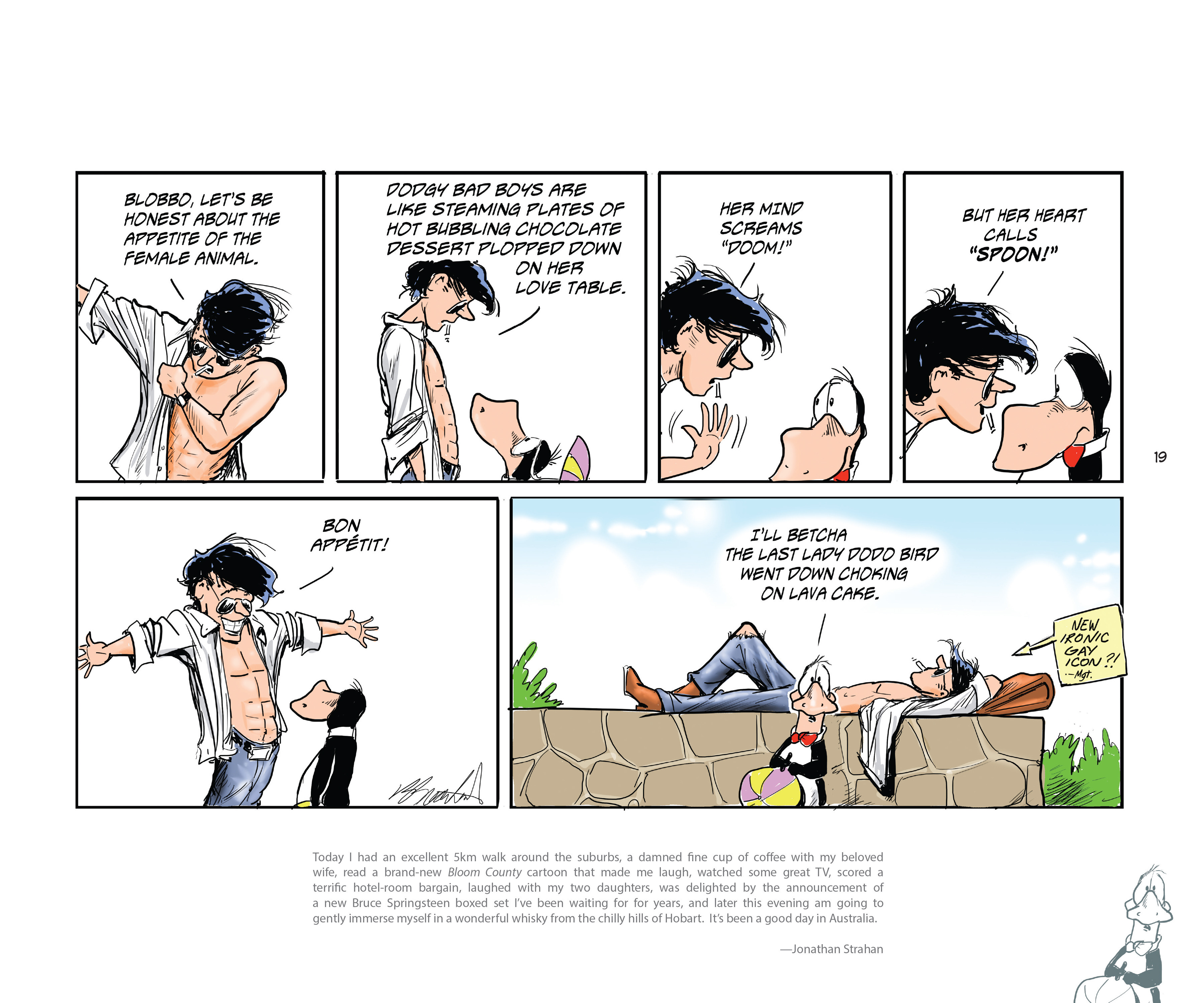 Read online Bloom County Episode XI: A New Hope comic -  Issue # Full - 21