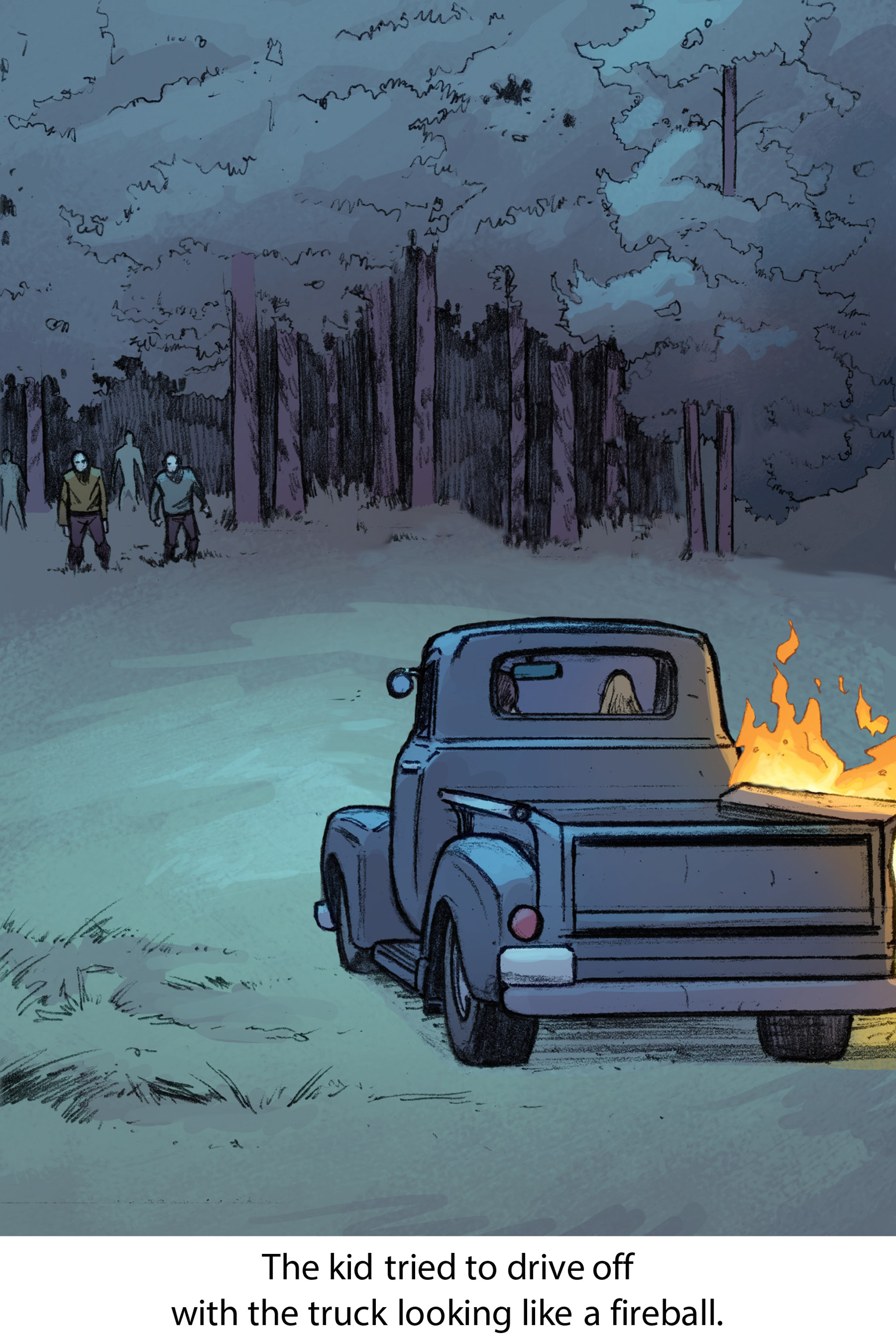 Read online Soul comic -  Issue #2 - 113