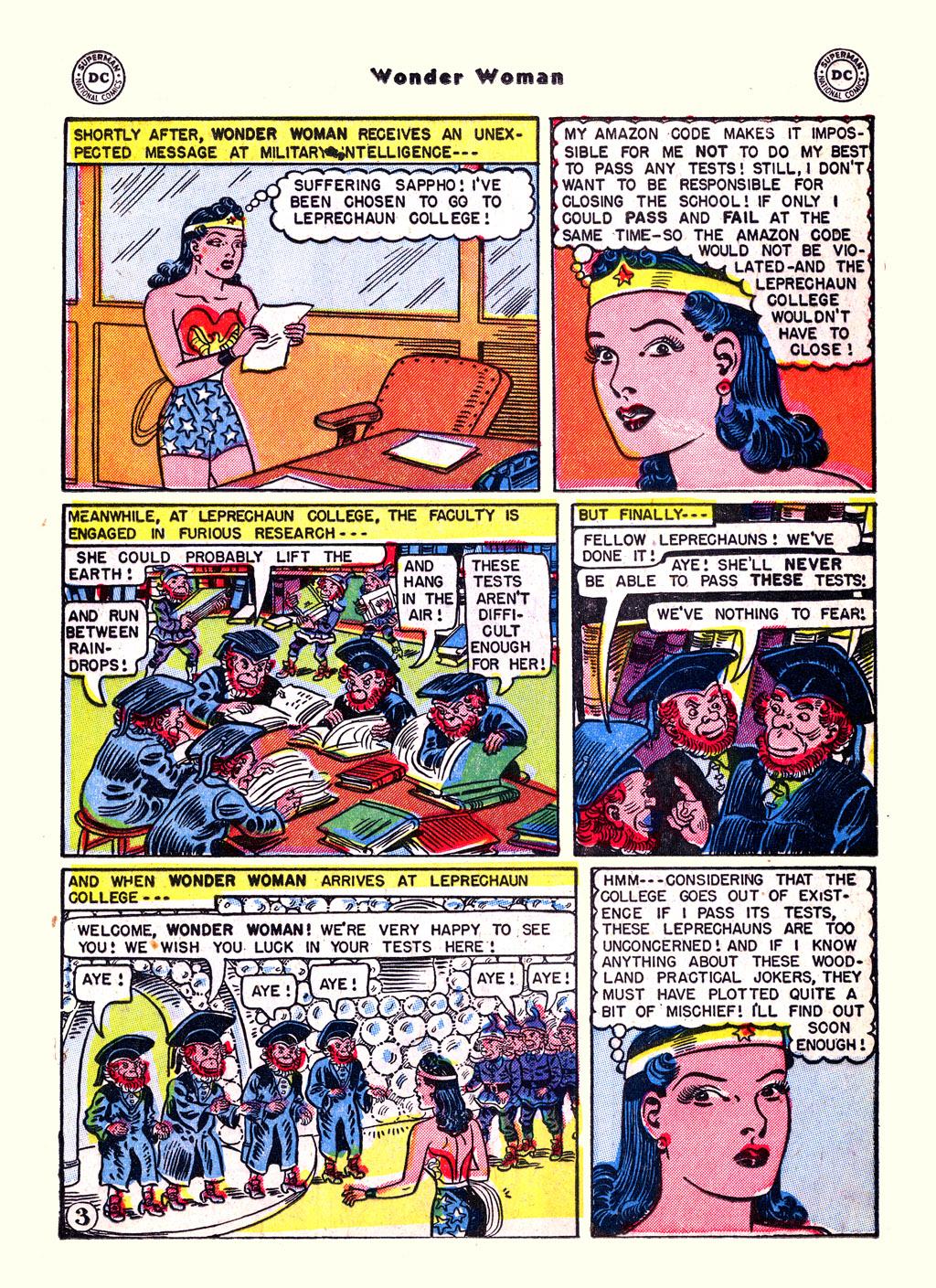 Read online Wonder Woman (1942) comic -  Issue #59 - 17