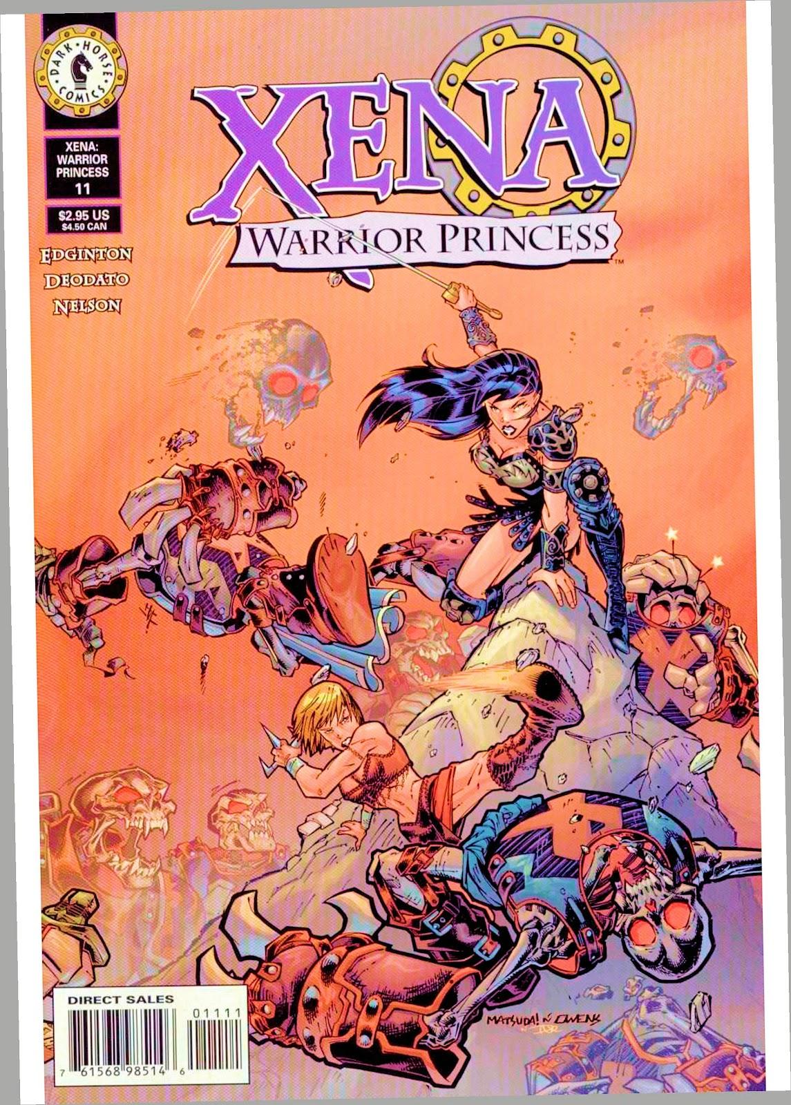 Xena: Warrior Princess (1999) Issue #11 #11 - English 2