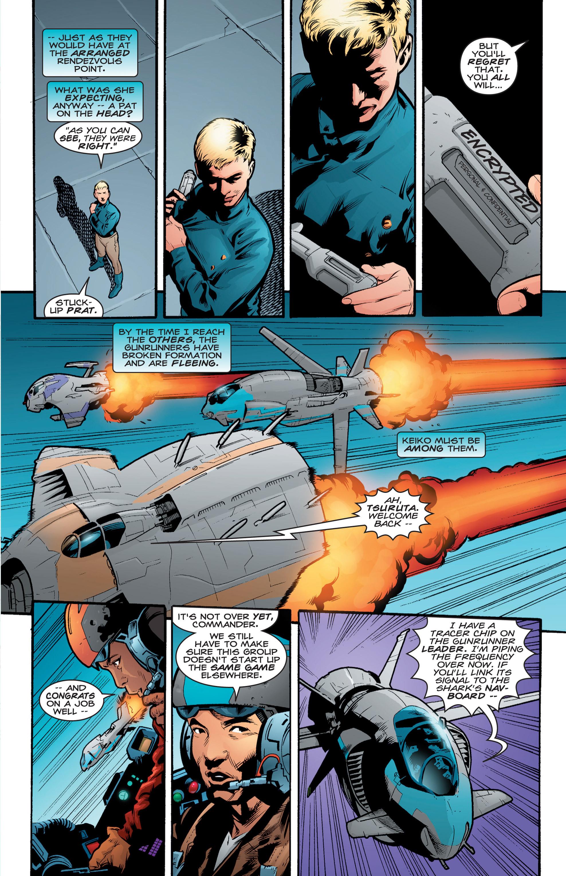 Read online Shockrockets comic -  Issue # TPB - 73