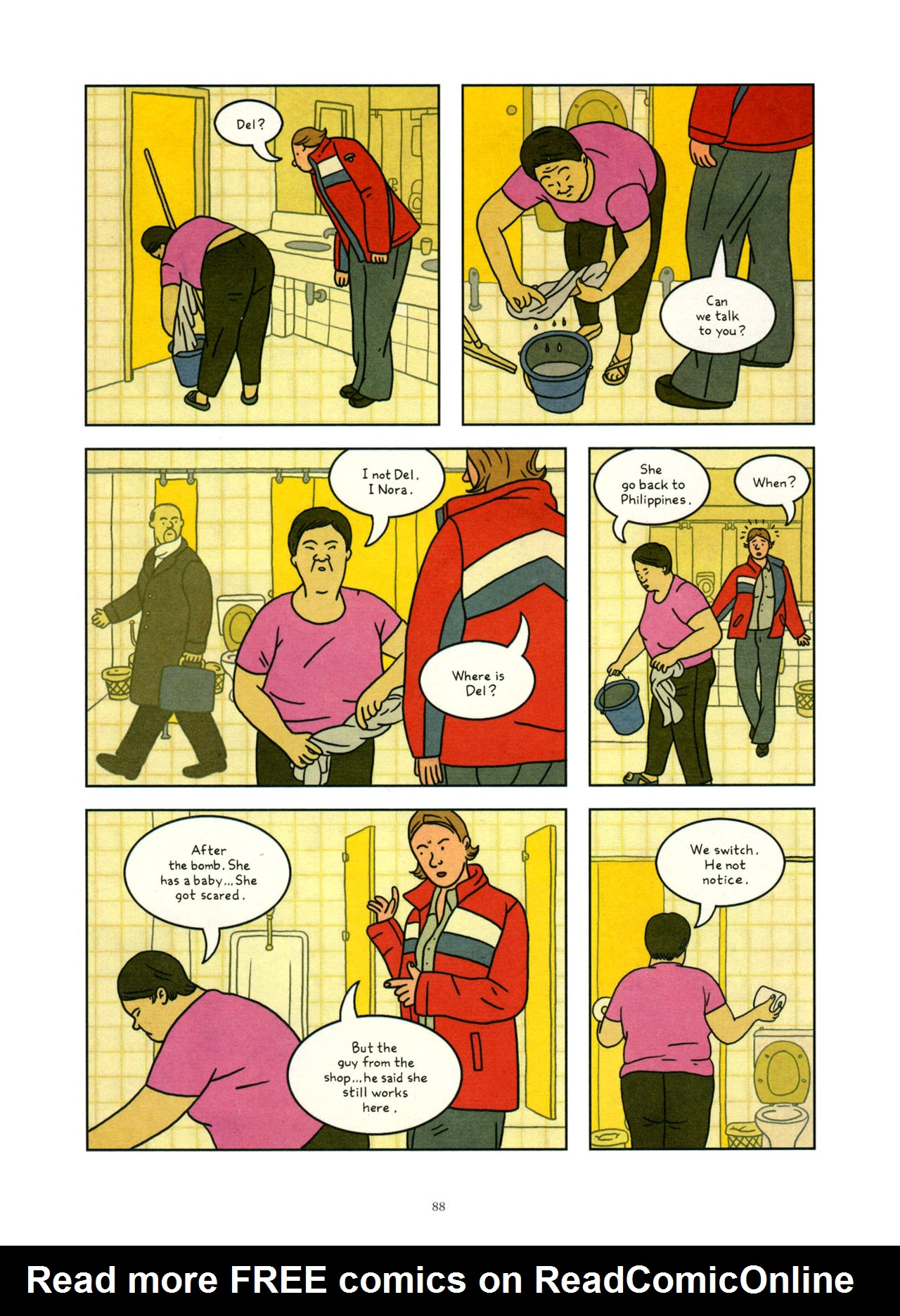Read online Exit Wounds comic -  Issue # TPB - 89