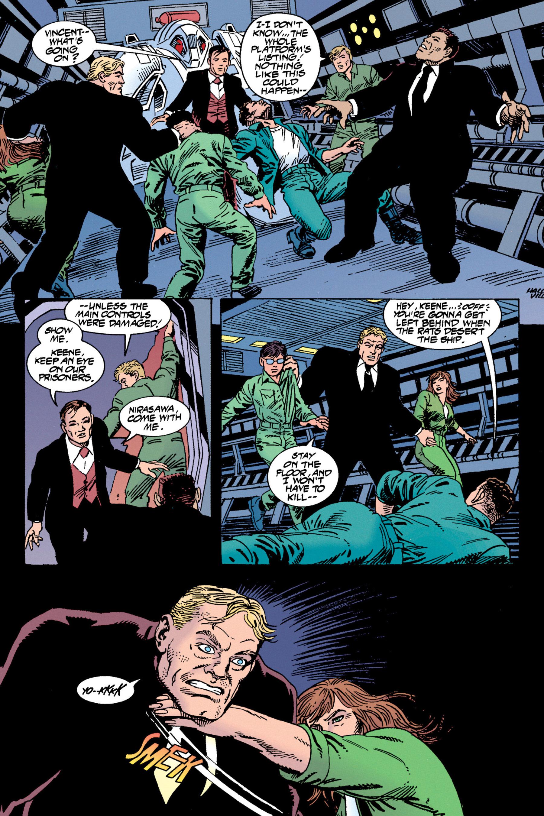 Read online Aliens vs. Predator Omnibus comic -  Issue # _TPB 1 Part 3 - 84