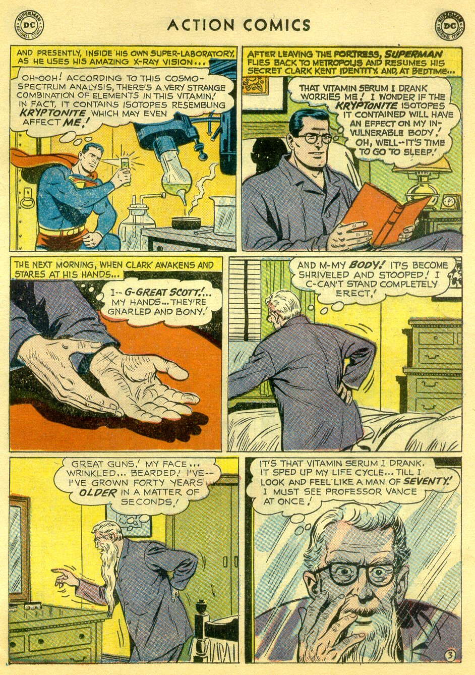 Read online Action Comics (1938) comic -  Issue #251 - 5