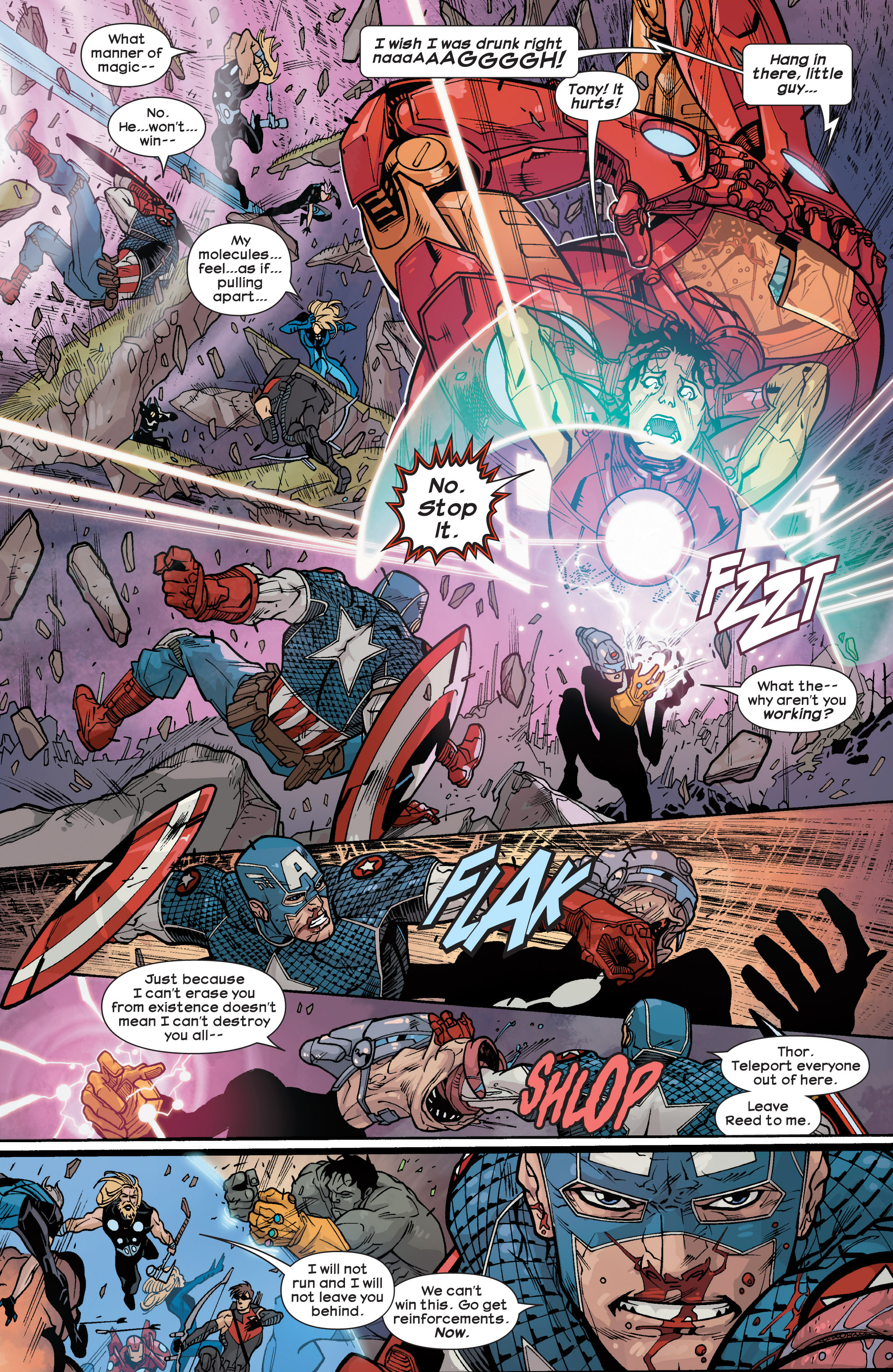 Read online Ultimate Comics Ultimates comic -  Issue #25 - 18