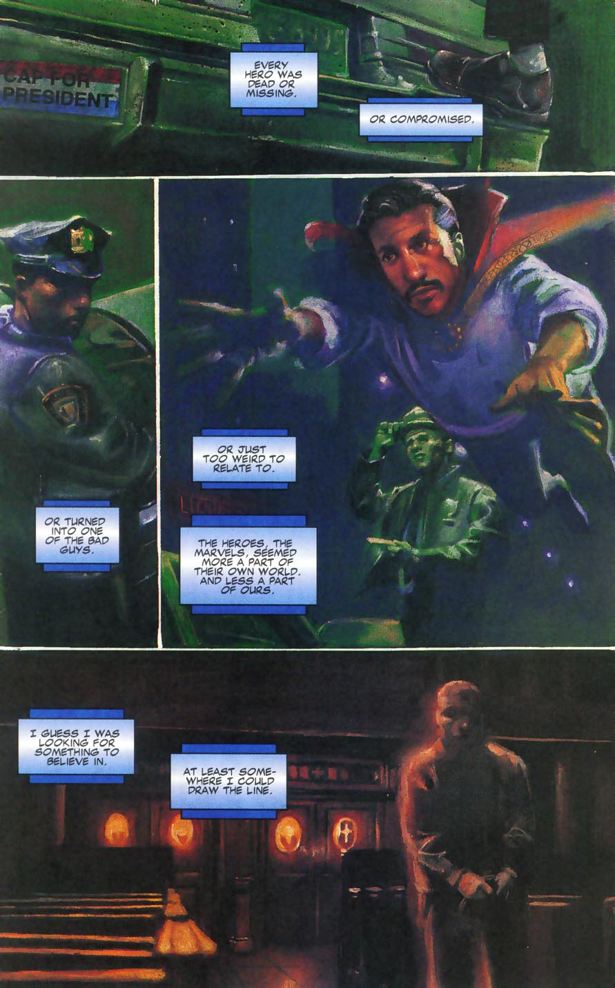 Read online Code of Honor comic -  Issue #2 - 42