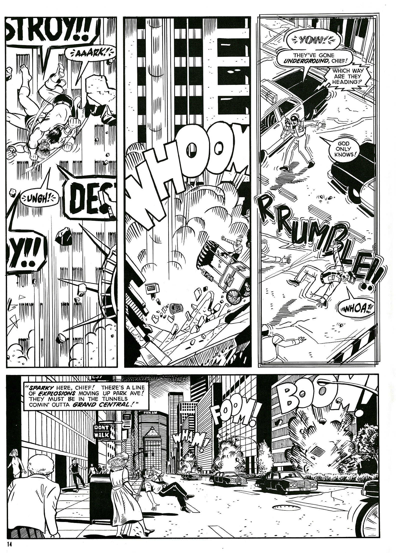 Read online Destroy!! comic -  Issue # Full - 16