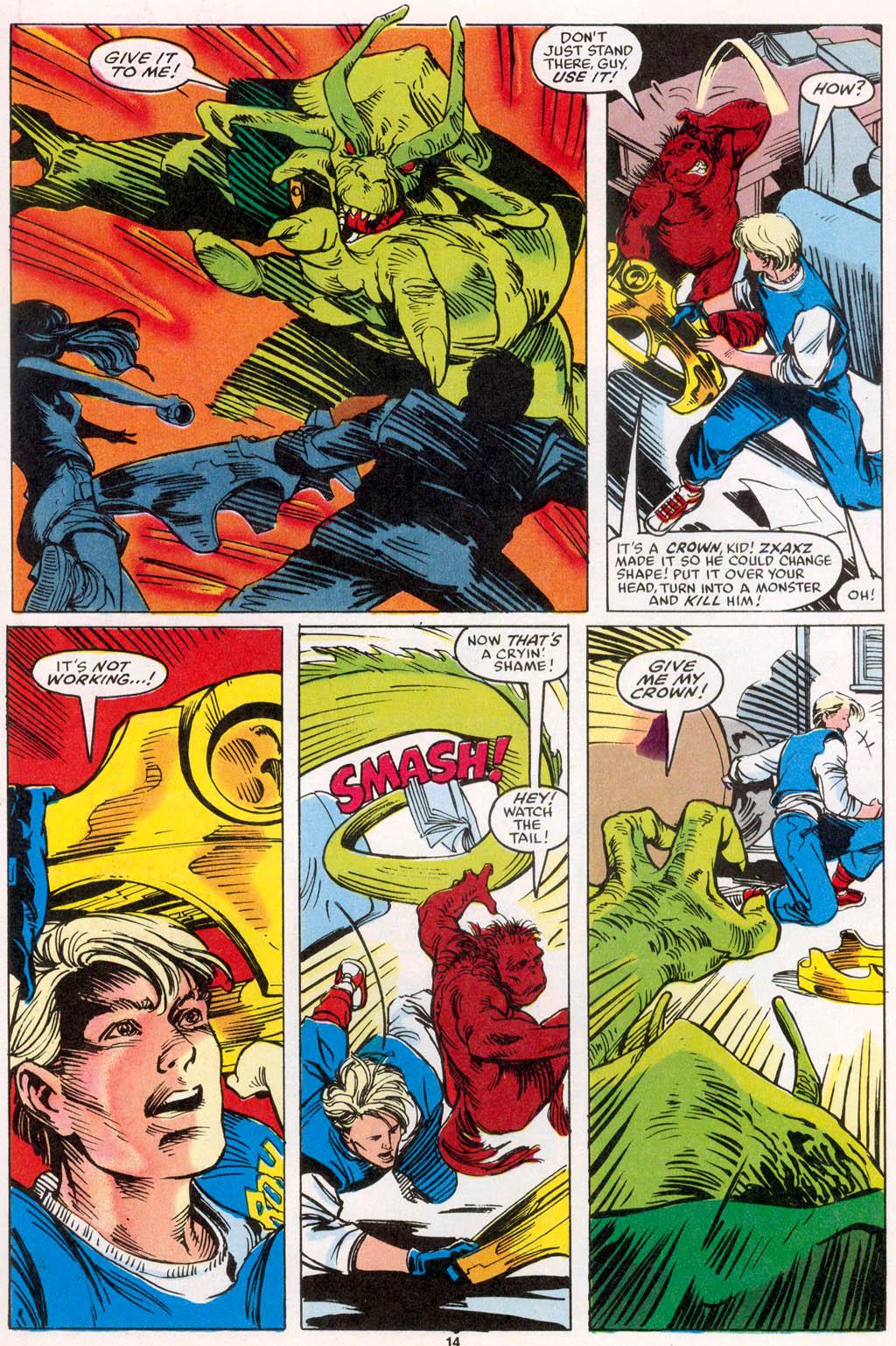 Read online Spellbound comic -  Issue #1 - 15