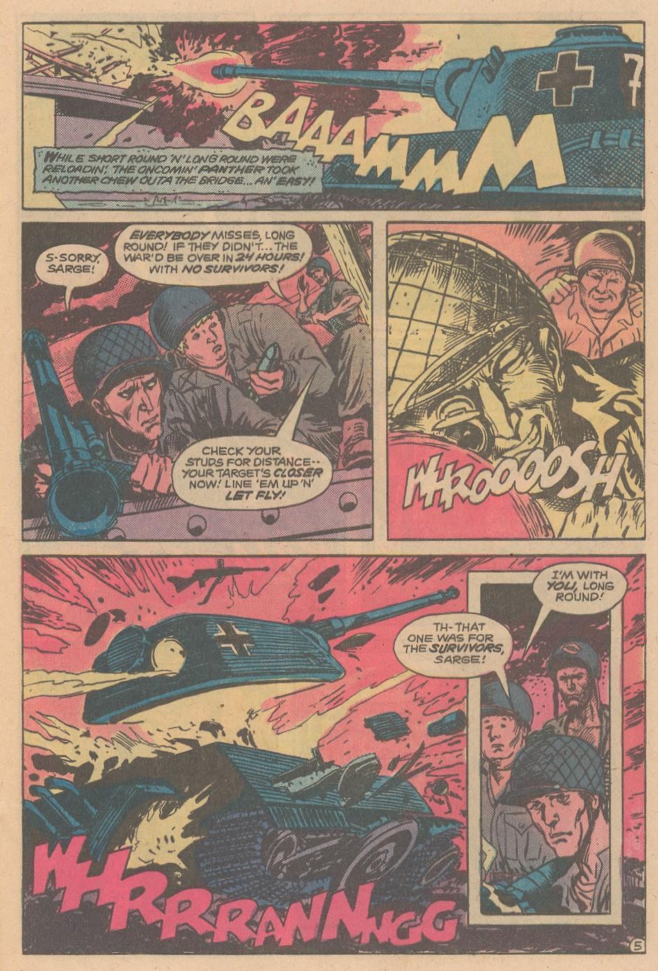 Read online Sgt. Rock comic -  Issue #348 - 6