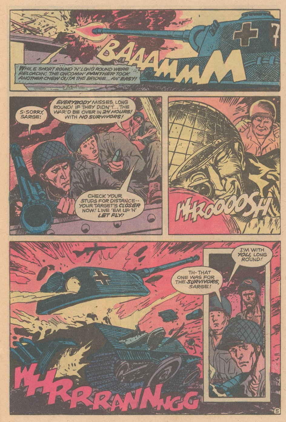 Sgt. Rock issue 348 - Page 6