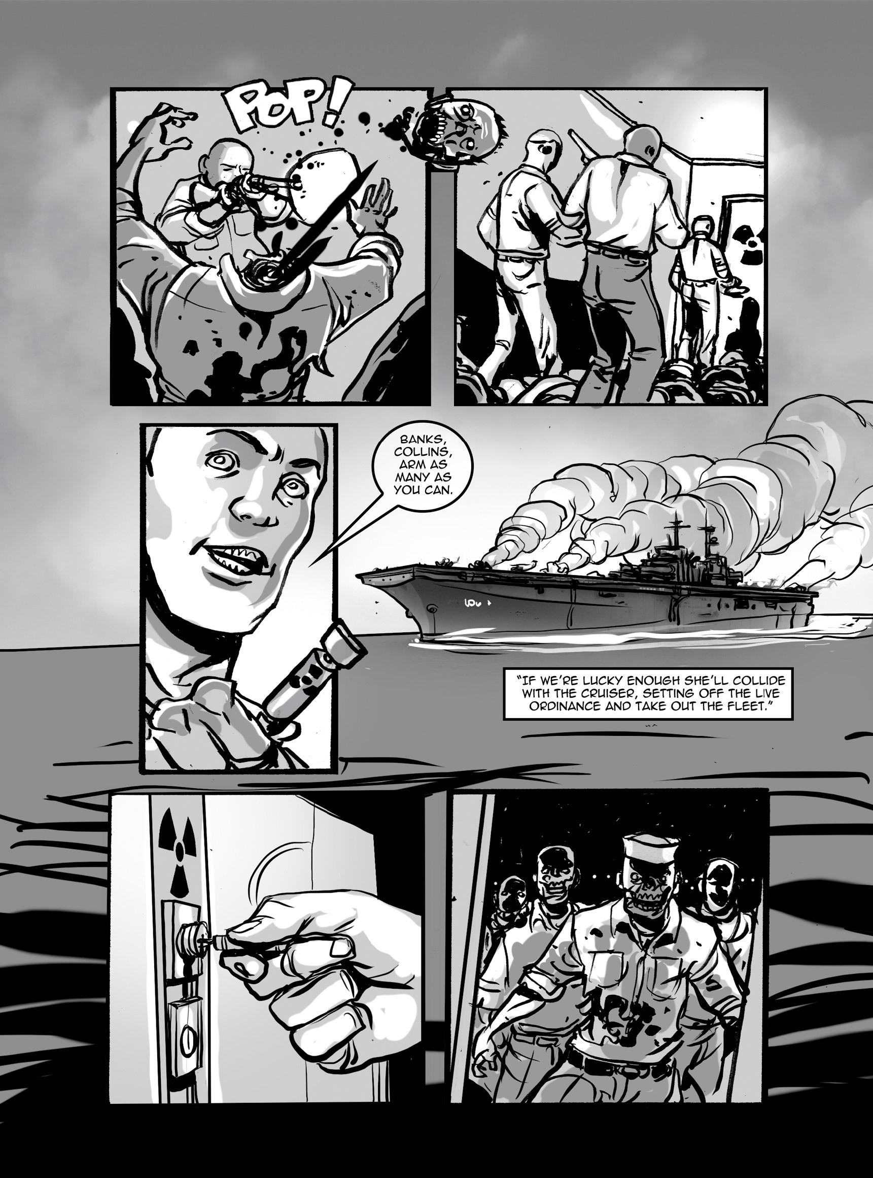 Read online FUBAR comic -  Issue #3 - 329