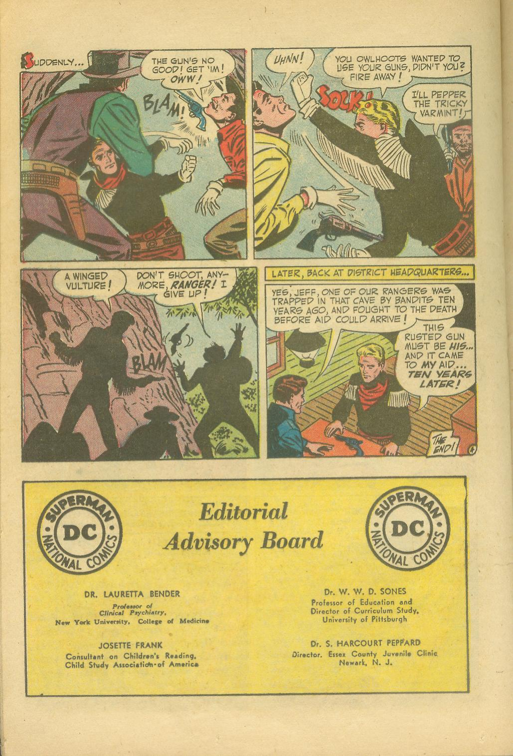 Read online All-Star Western (1951) comic -  Issue #65 - 24