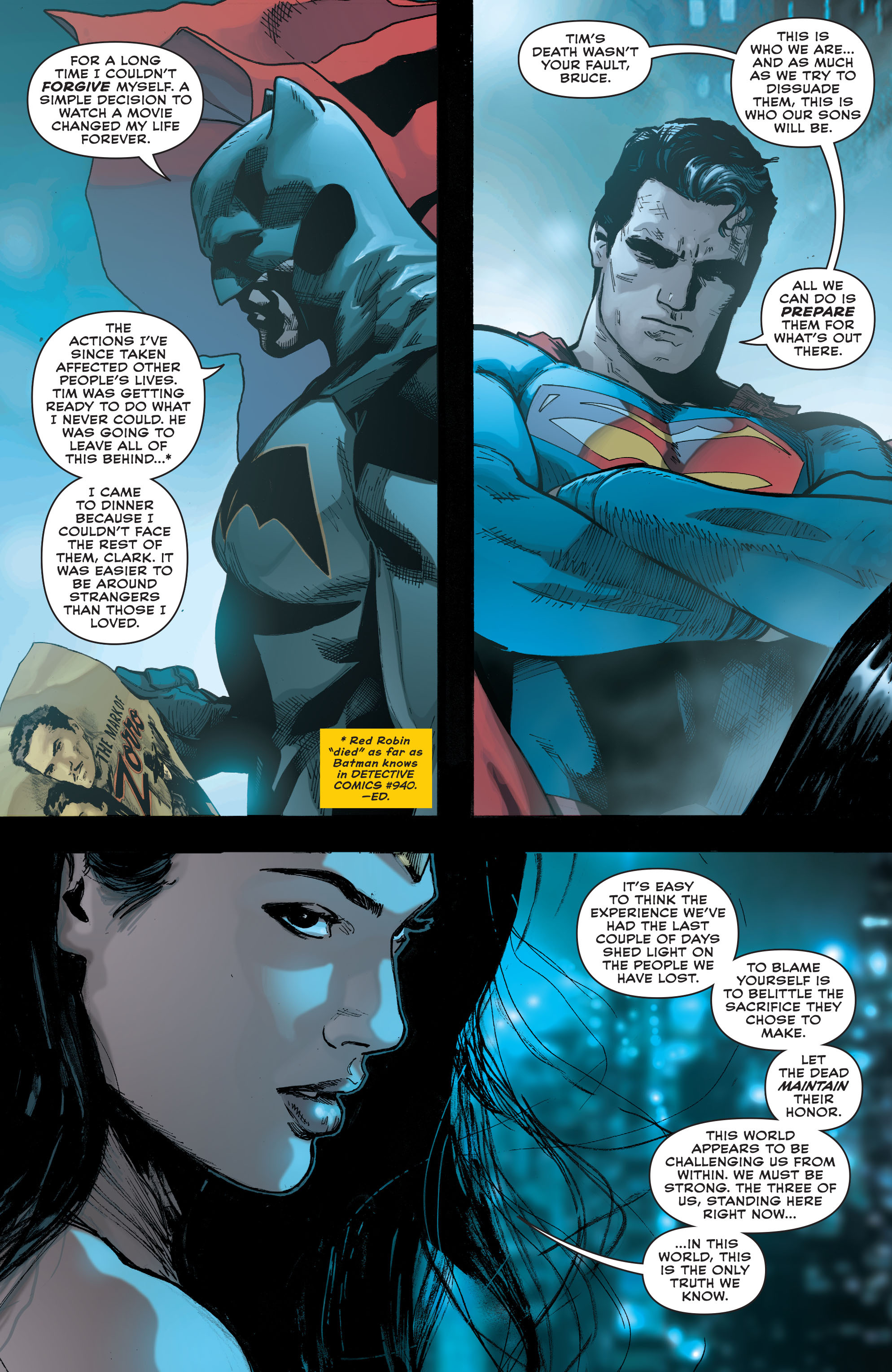 Read online Trinity (2016) comic -  Issue #3 - 18