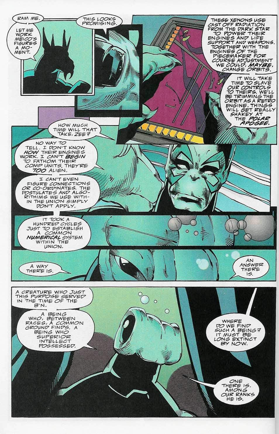 Alien Legion: On the Edge issue 2 - Page 27