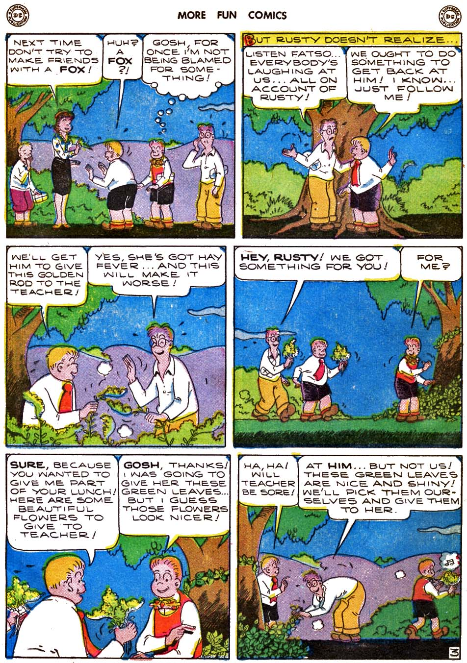 More Fun Comics issue 120 - Page 65