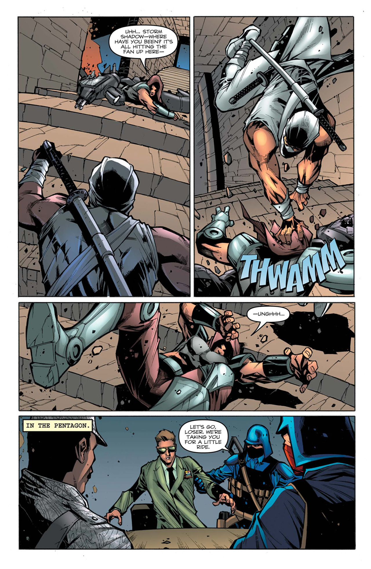 G.I. Joe: A Real American Hero 159 Page 22