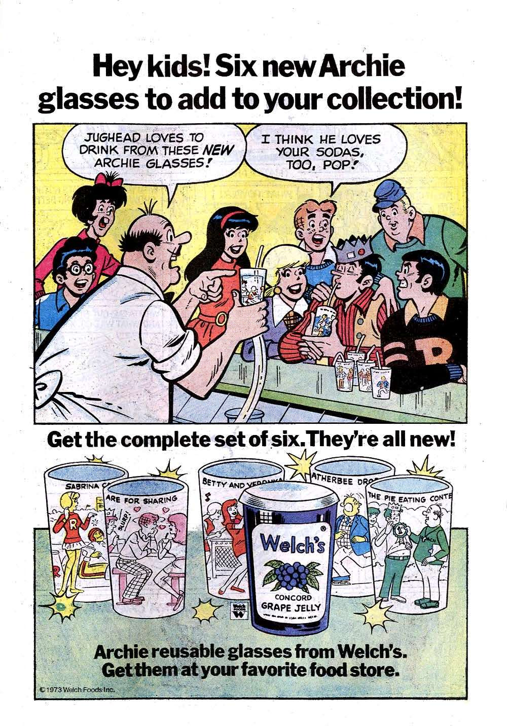 Read online Archie (1960) comic -  Issue #232 - 11