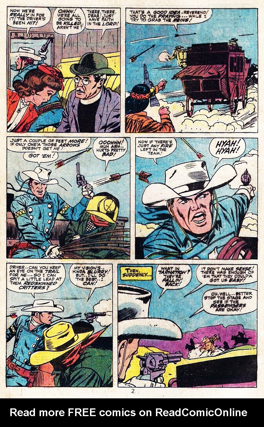 The Rawhide Kid (1955) issue 132 - Page 4