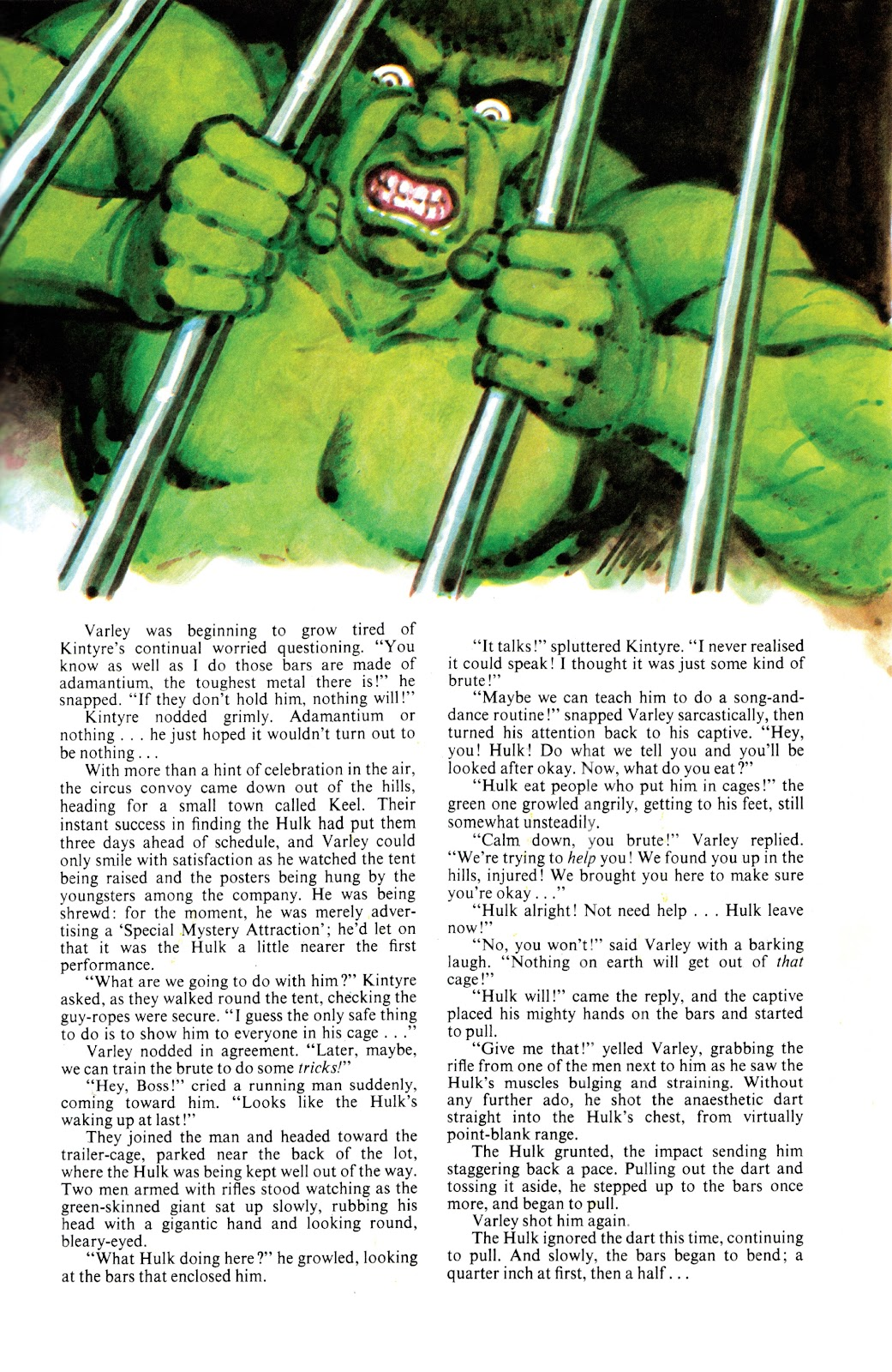 Read online Hulk: From The Marvel UK Vaults comic -  Issue # TPB (Part 2) - 77