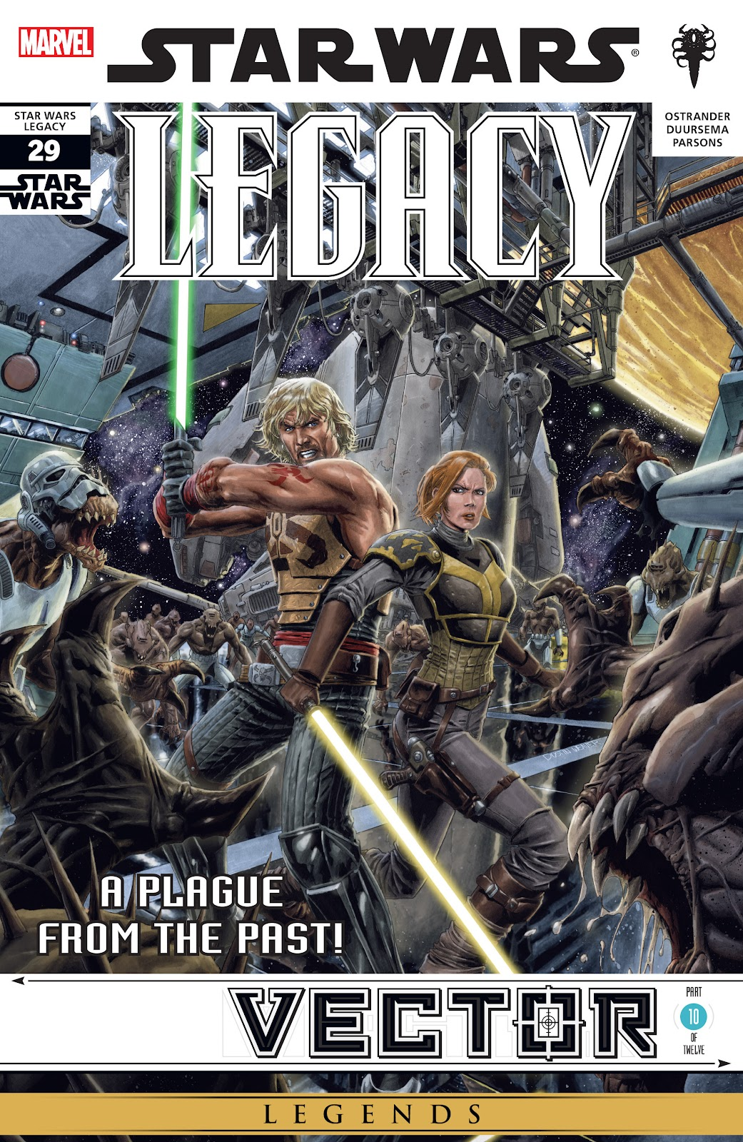 Read online Star Wars Legends: Legacy - Epic Collection comic -  Issue # TPB 2 (Part 3) - 21
