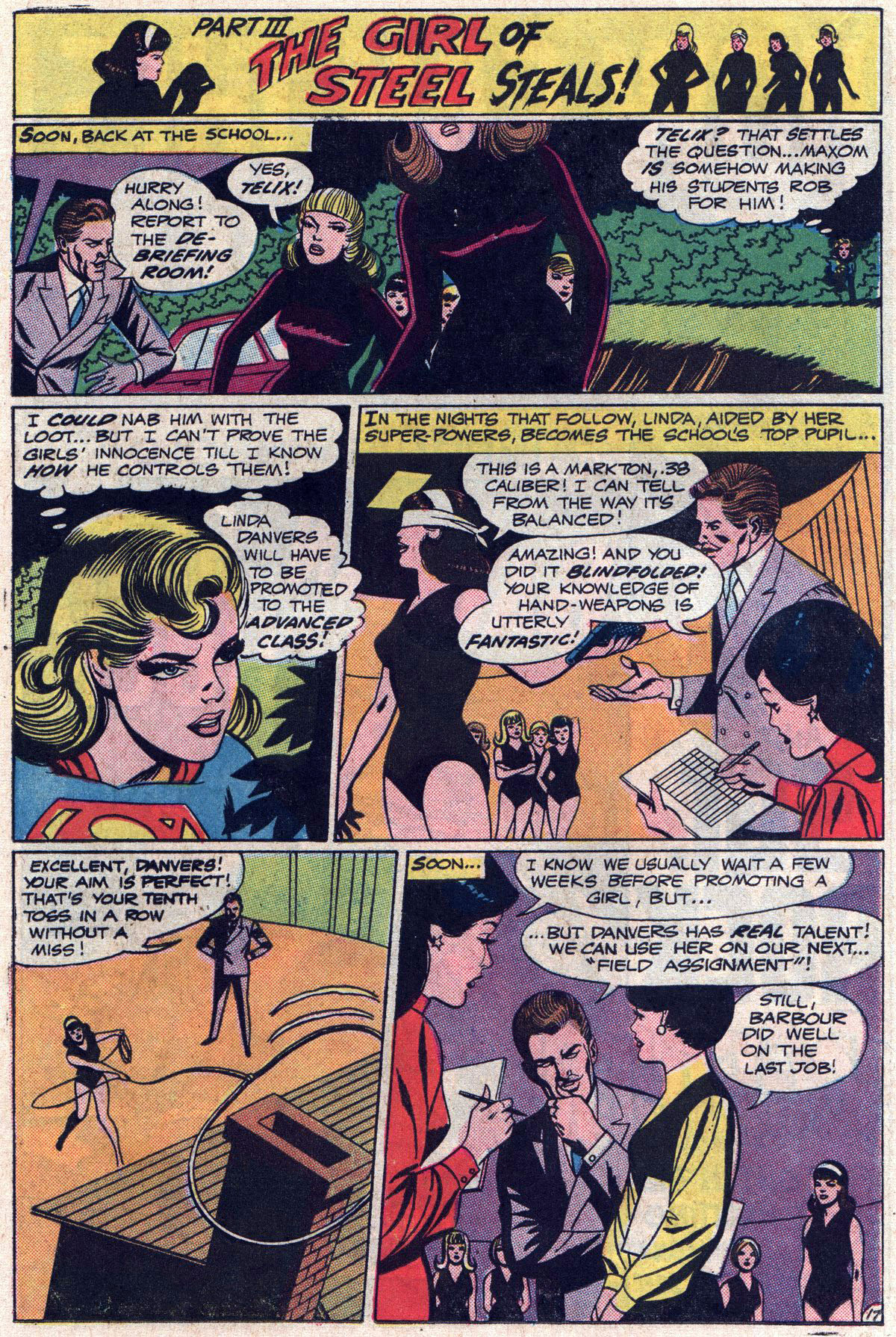 Read online Adventure Comics (1938) comic -  Issue #381 - 22